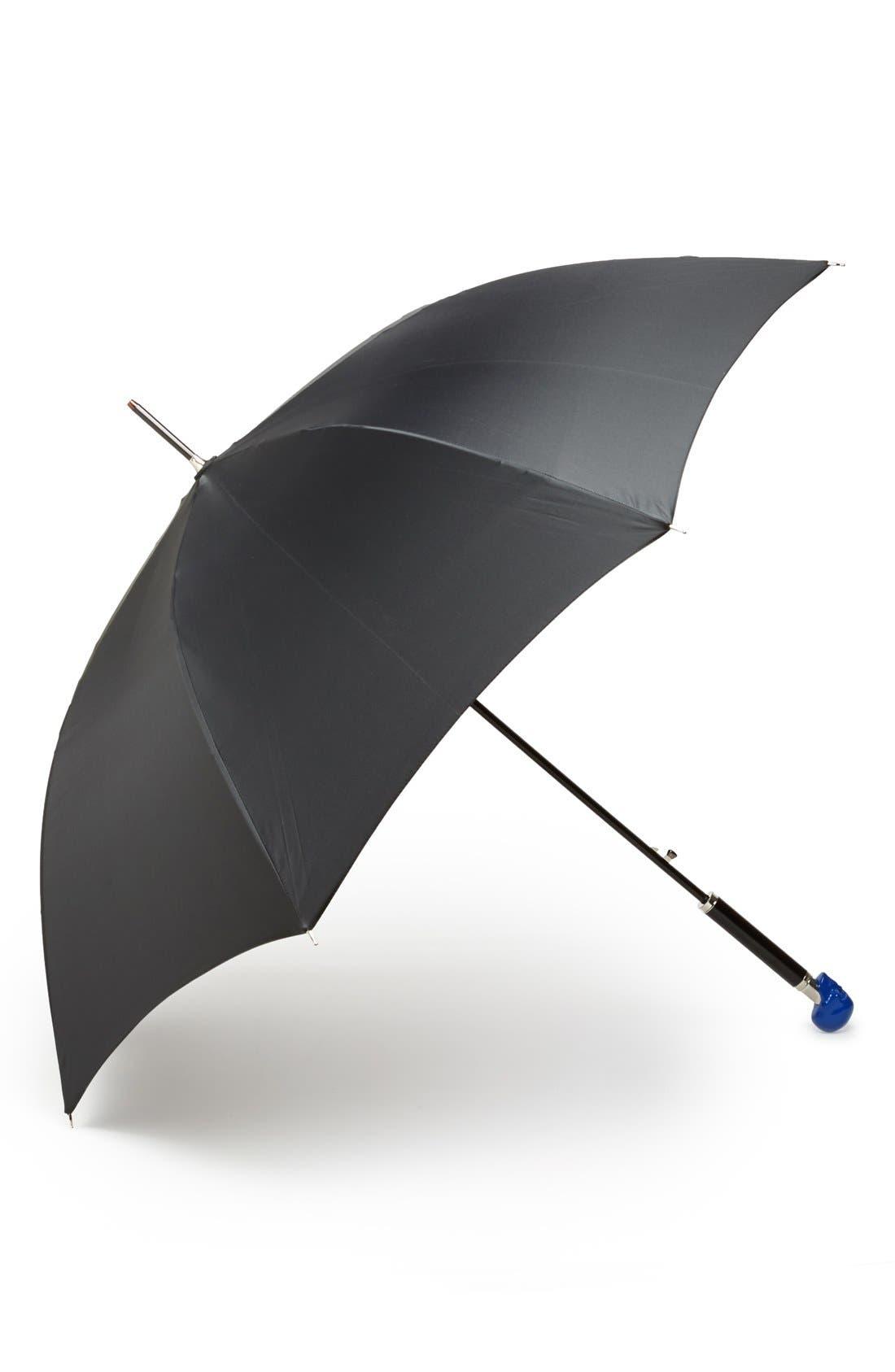 Alternate Image 1 Selected - Alexander McQueen Skull Umbrella