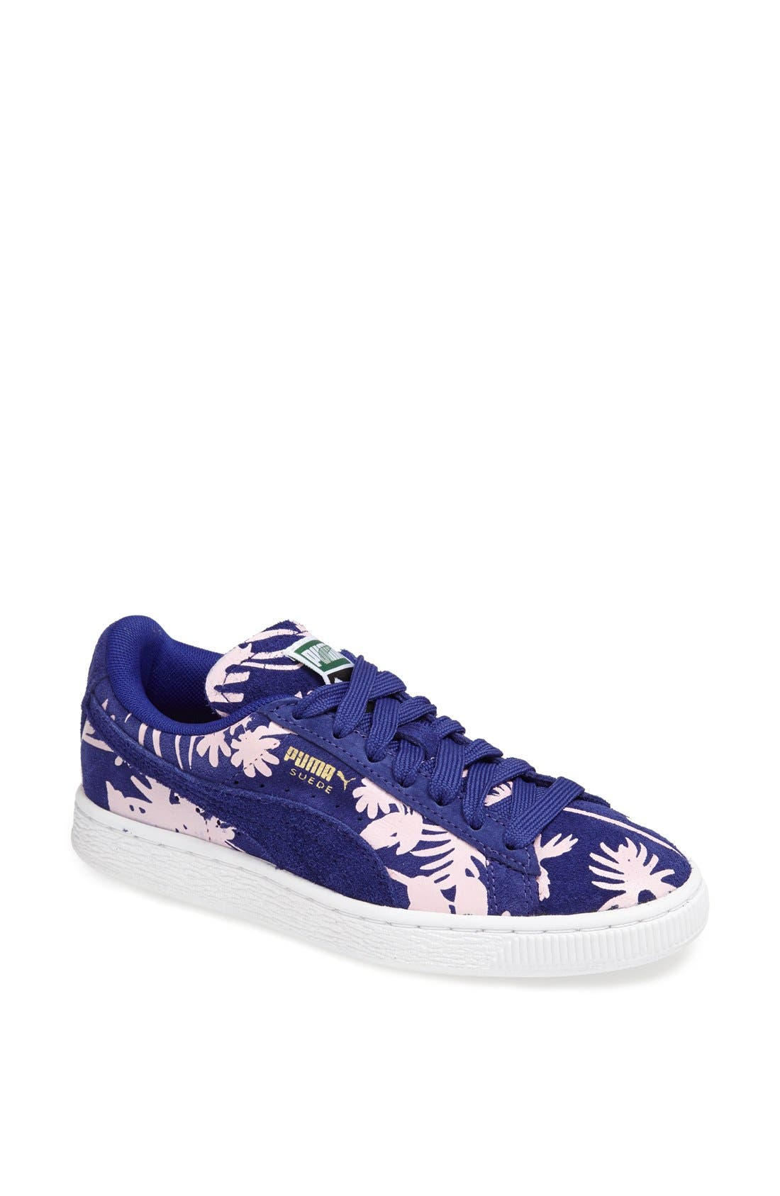 Alternate Image 1 Selected - PUMA 'Suede Classic Tropicalia' Sneaker (Women)