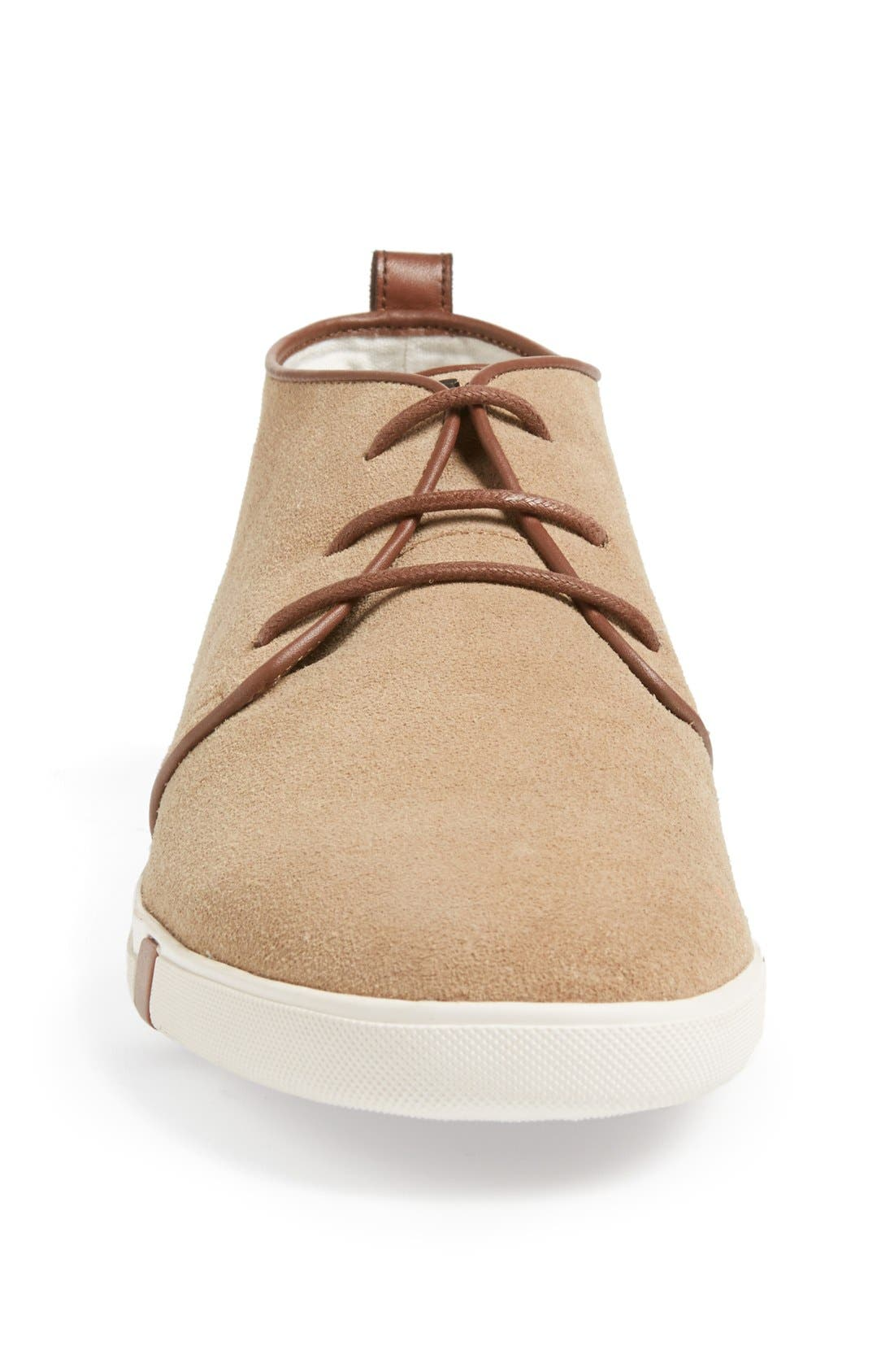 Alternate Image 3  - Armani Jeans Suede Chukka Boot (Men)