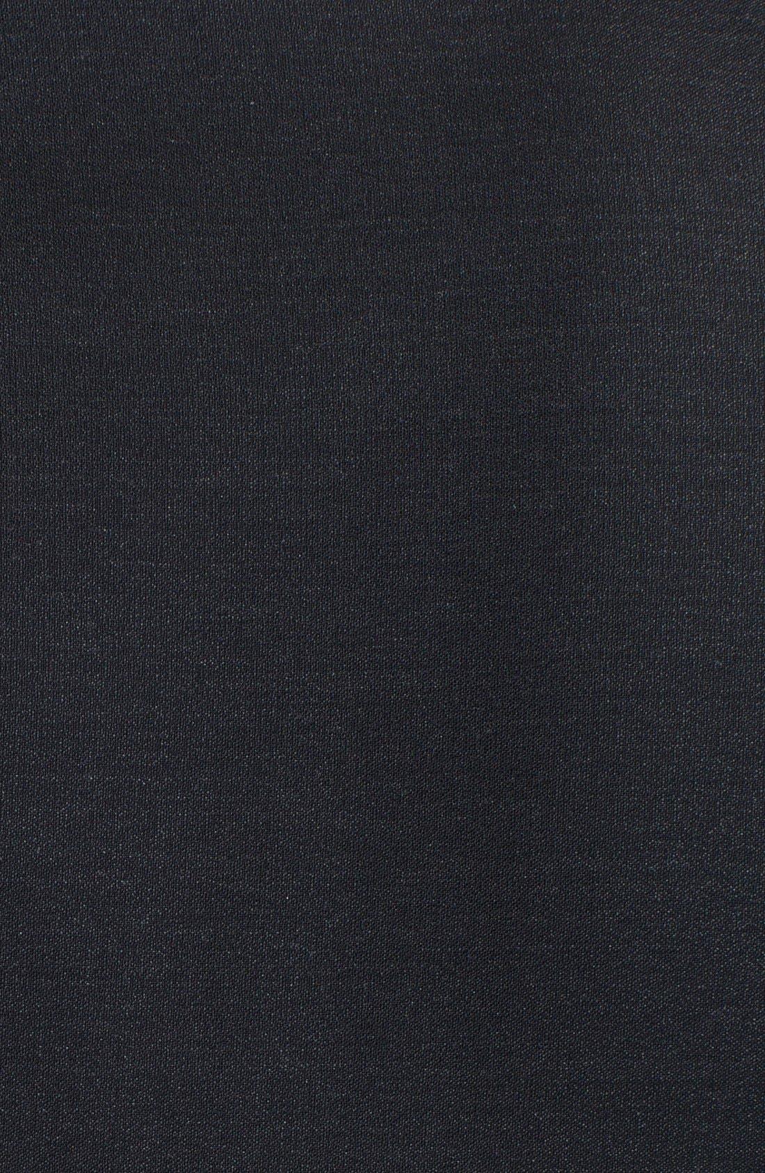 Alternate Image 5  - Lanvin 'Attitude' Black Wool Tuxedo