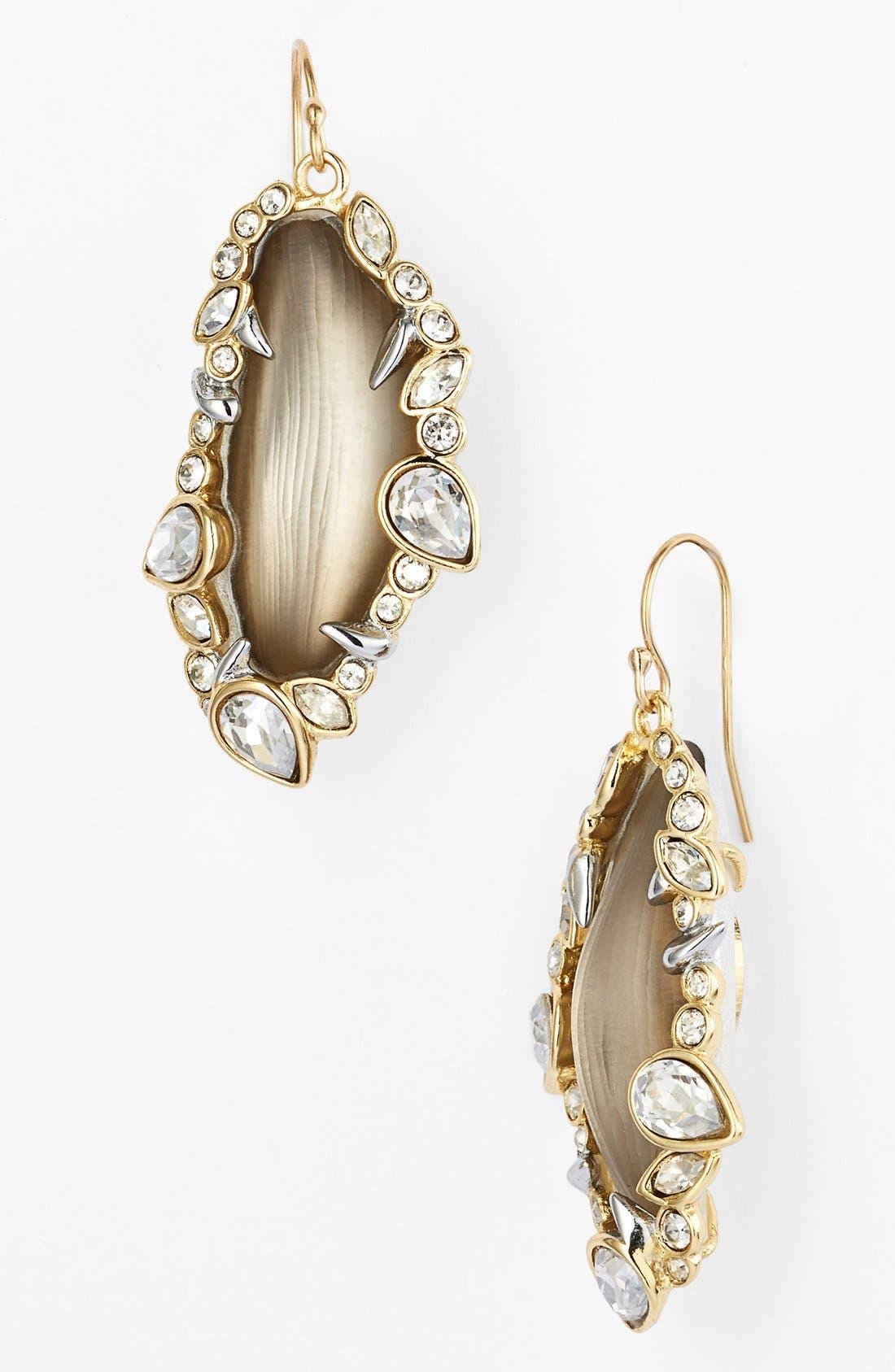 Alternate Image 1 Selected - Alexis Bittar 'Lucite® - Jardin Mystère' Drop Earrings