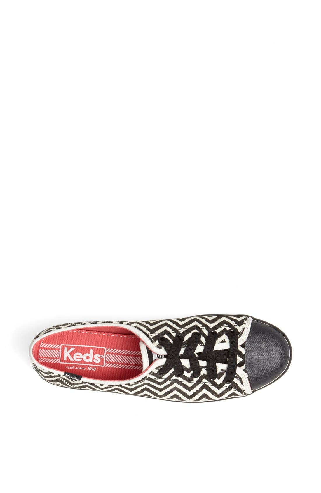 Alternate Image 3  - Keds® 'Rally - Zig Zag' Sneaker (Women)
