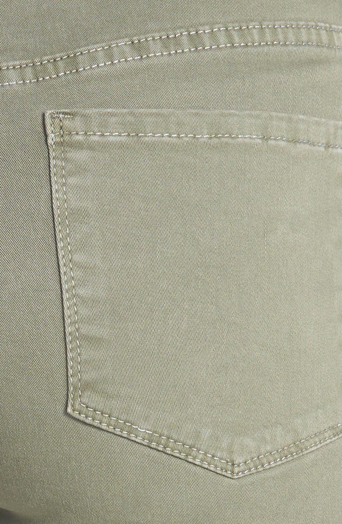 Alternate Image 3  - NYDJ 'Bobbie' Stretch Boyfriend Jeans (Fennel) (Regular & Petite)