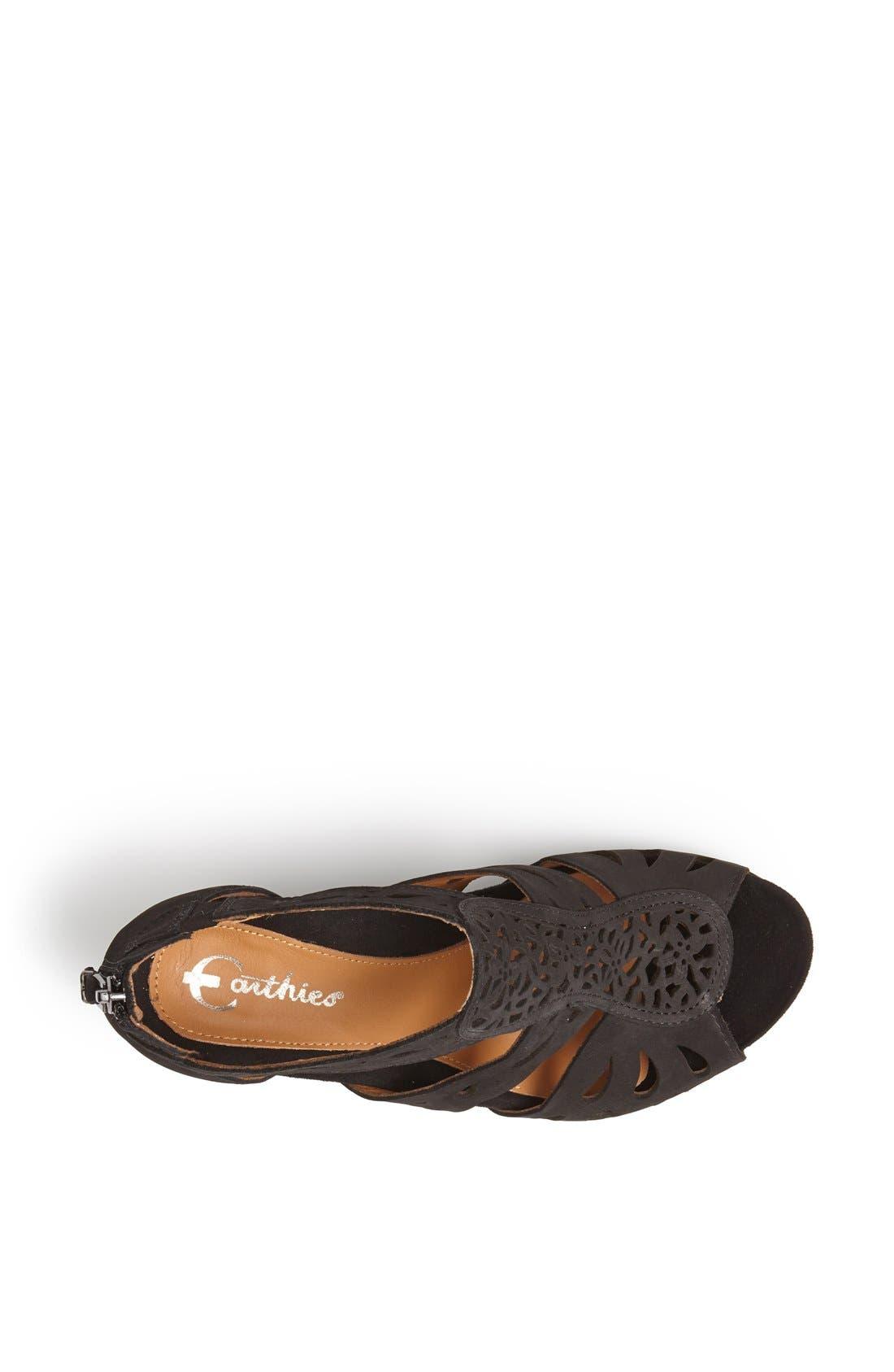 Alternate Image 3  - Earthies® 'Campora' Wedge Sandal