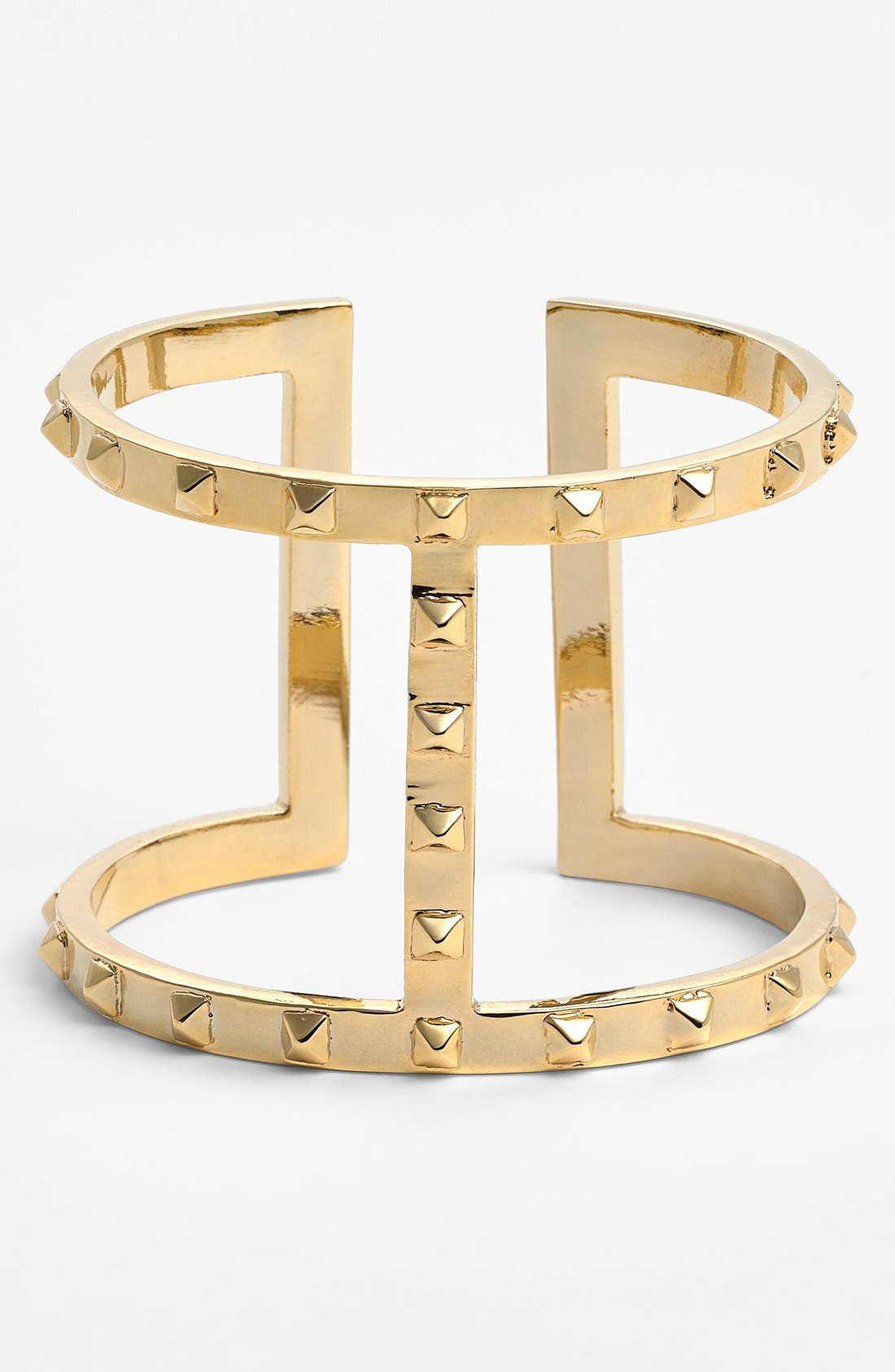 Alternate Image 1 Selected - Vince Camuto Studded Open Cuff