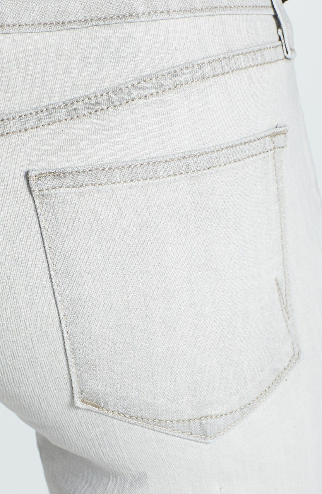 Alternate Image 3  - NYDJ 'Clarissa' Fitted Stretch Ankle Skinny Jeans (Salt Spring)