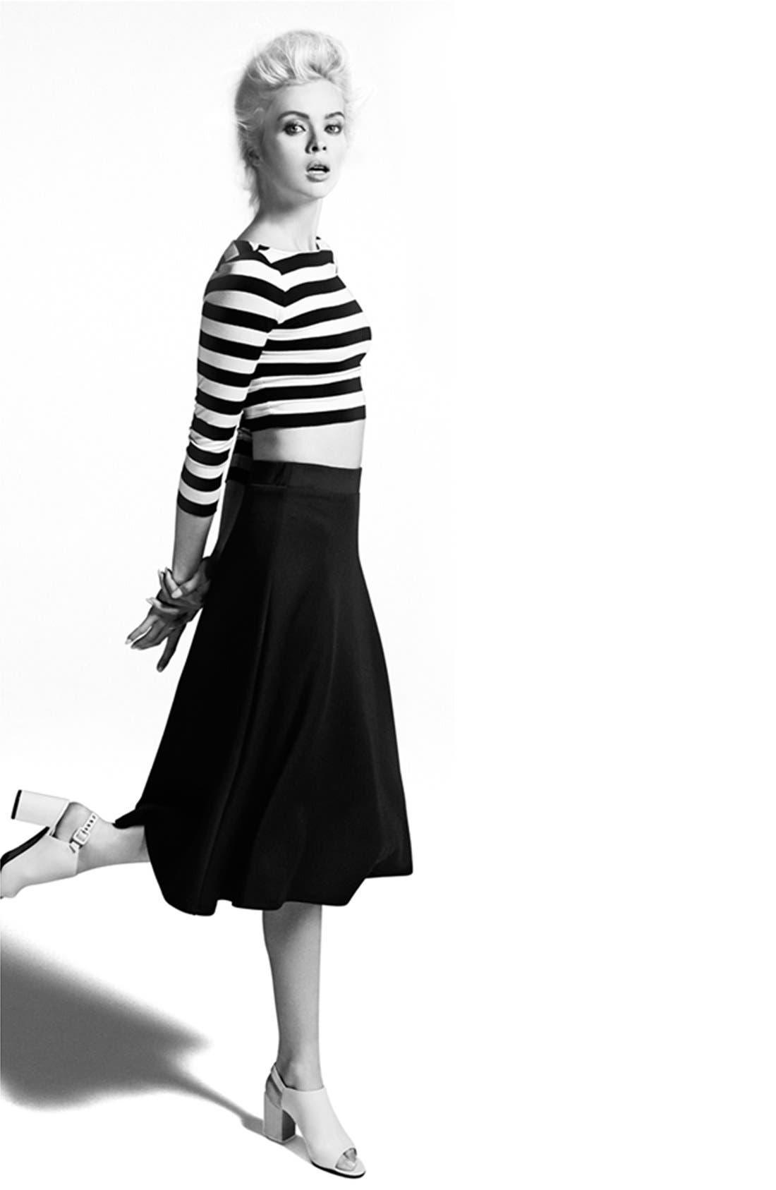 Alternate Image 4  - Bailey 44 'Swingin' A-Line Midi Skirt