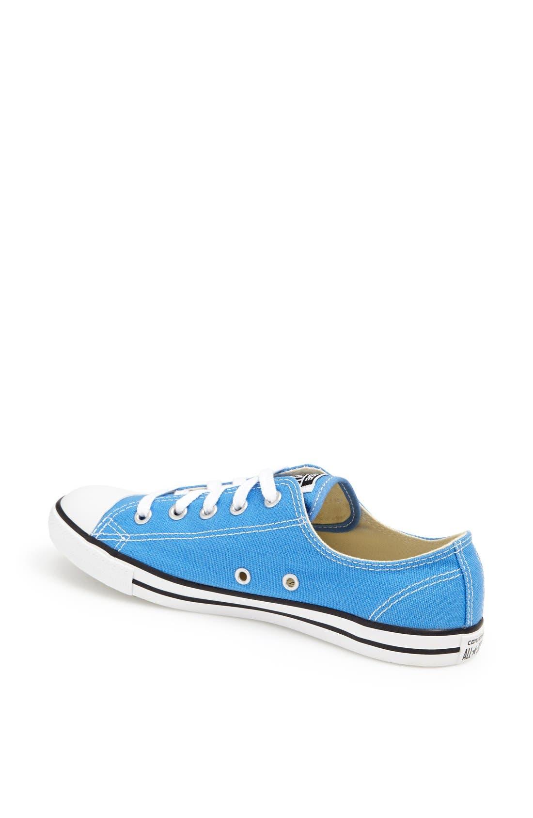 Alternate Image 2  - Converse Chuck Taylor® All Star® 'Dainty' Sneaker (Women)