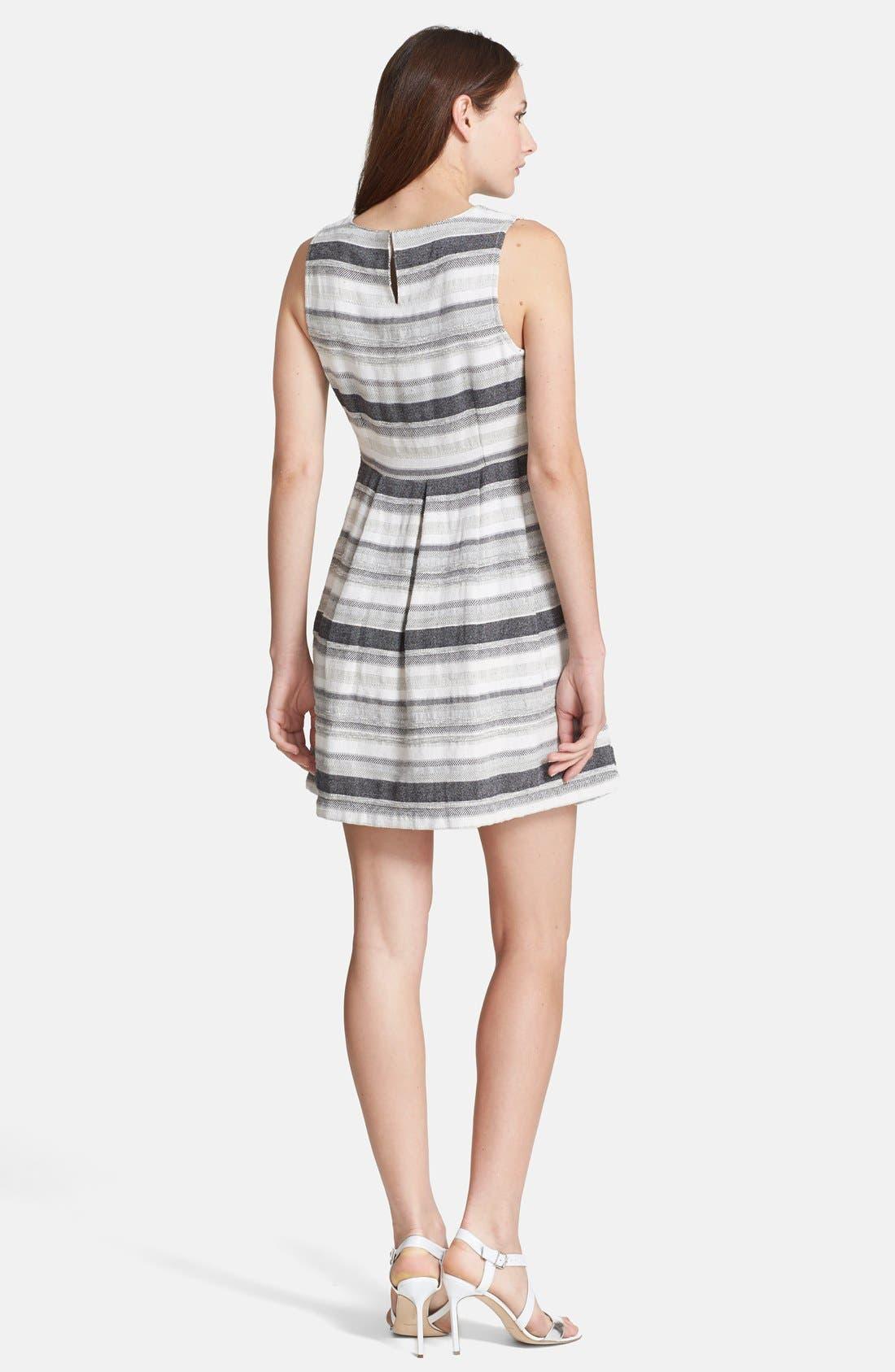 Alternate Image 2  - Joie 'Caya' Woven Cotton Blend Dress