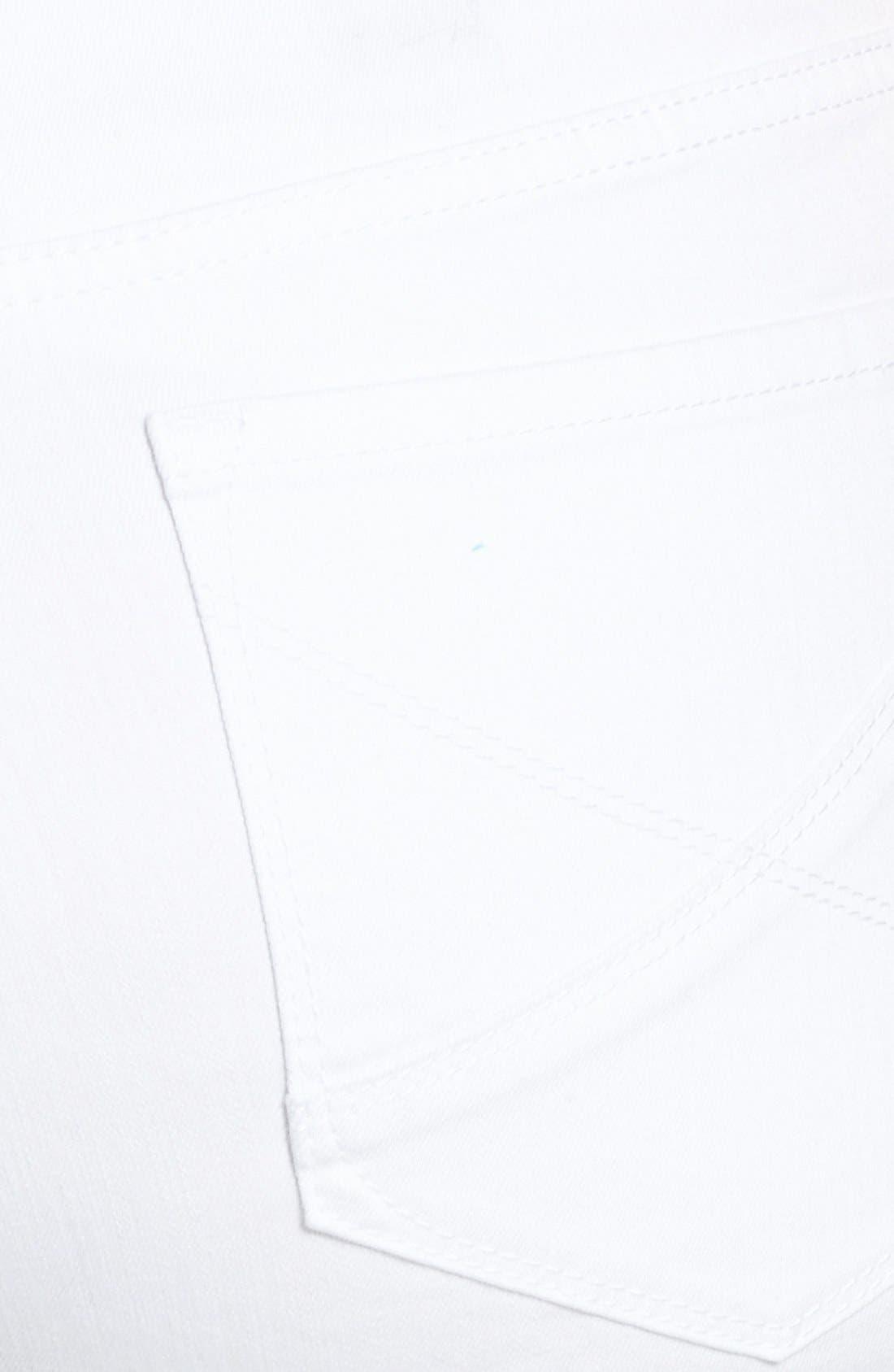 Alternate Image 3  - NYDJ 'Hayden' Stretch Cotton Crop Pants (Plus Size)