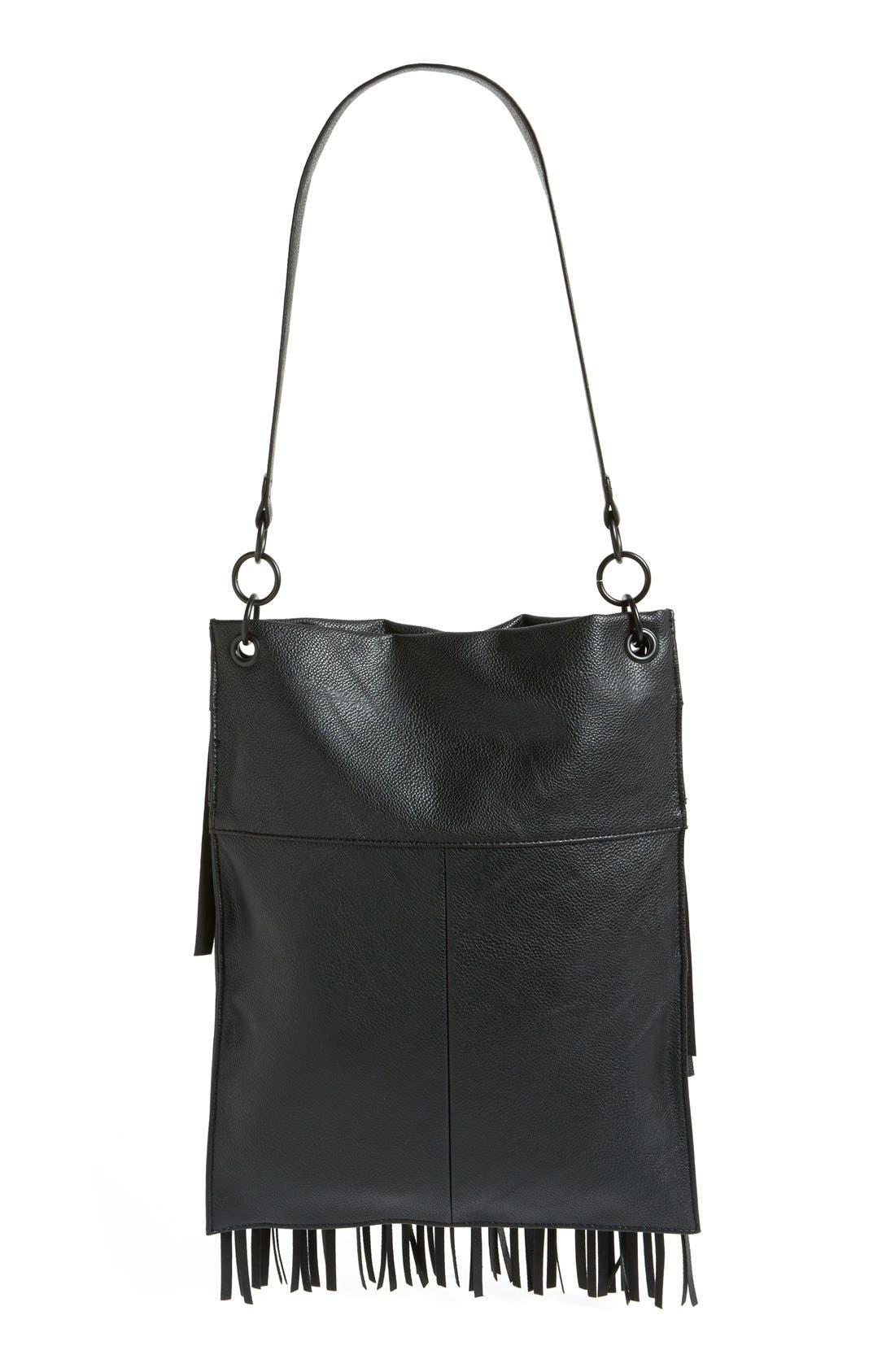Alternate Image 3  - Leith Layered Fringe Shoulder Bag