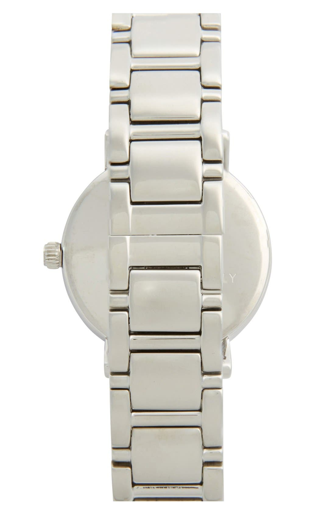 Alternate Image 2  - kate spade new york 'gramercy' crystal marker watch, 34mm