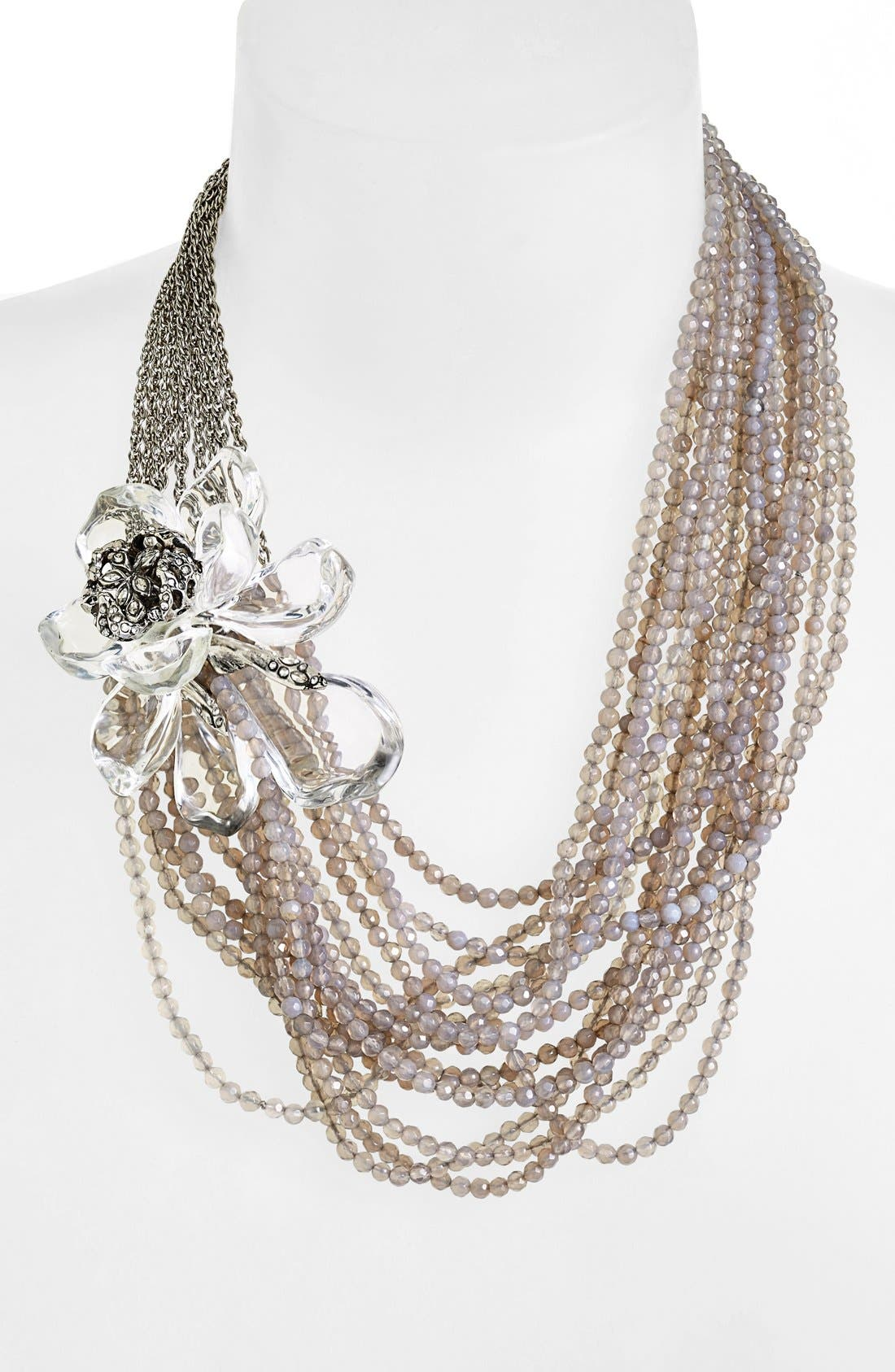 Alternate Image 2  - Alexis Bittar 'Lucite® - Jardin Mystère' Multistrand Necklace
