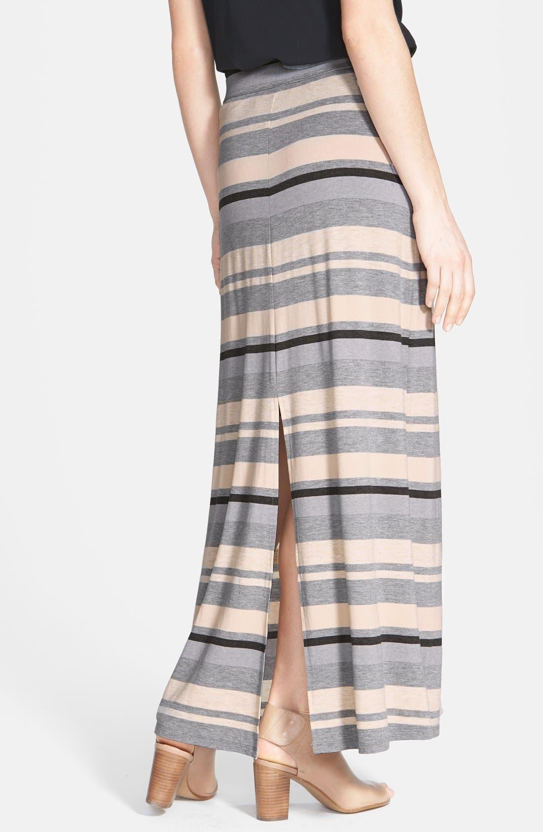 Alternate Image 2  - Jessica Simpson 'Sam' Maxi Skirt