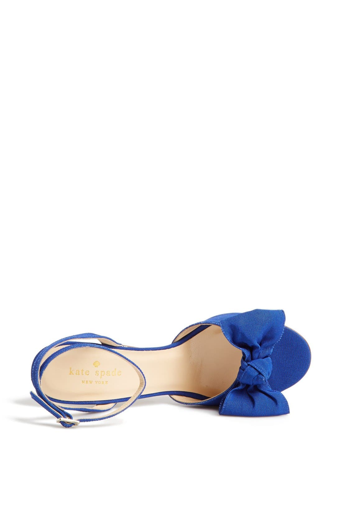 Alternate Image 3  - kate spade new york 'iberis' wedge sandal
