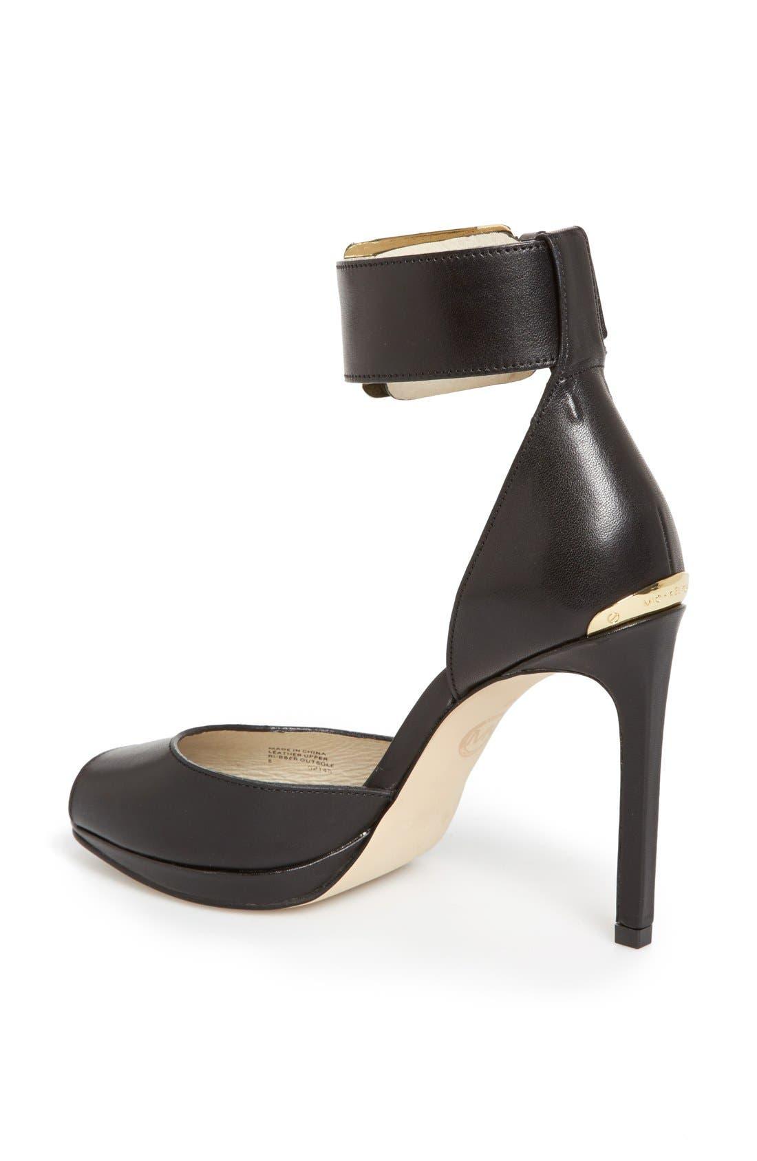 Alternate Image 2  - MICHAEL Michael Kors 'Calder' Ankle Strap Sandal