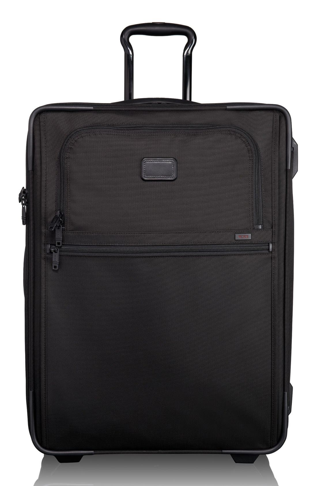 Main Image - Tumi 'Alpha 2' Short Trip Two-Wheel Expandable Packing Case (26 Inch)