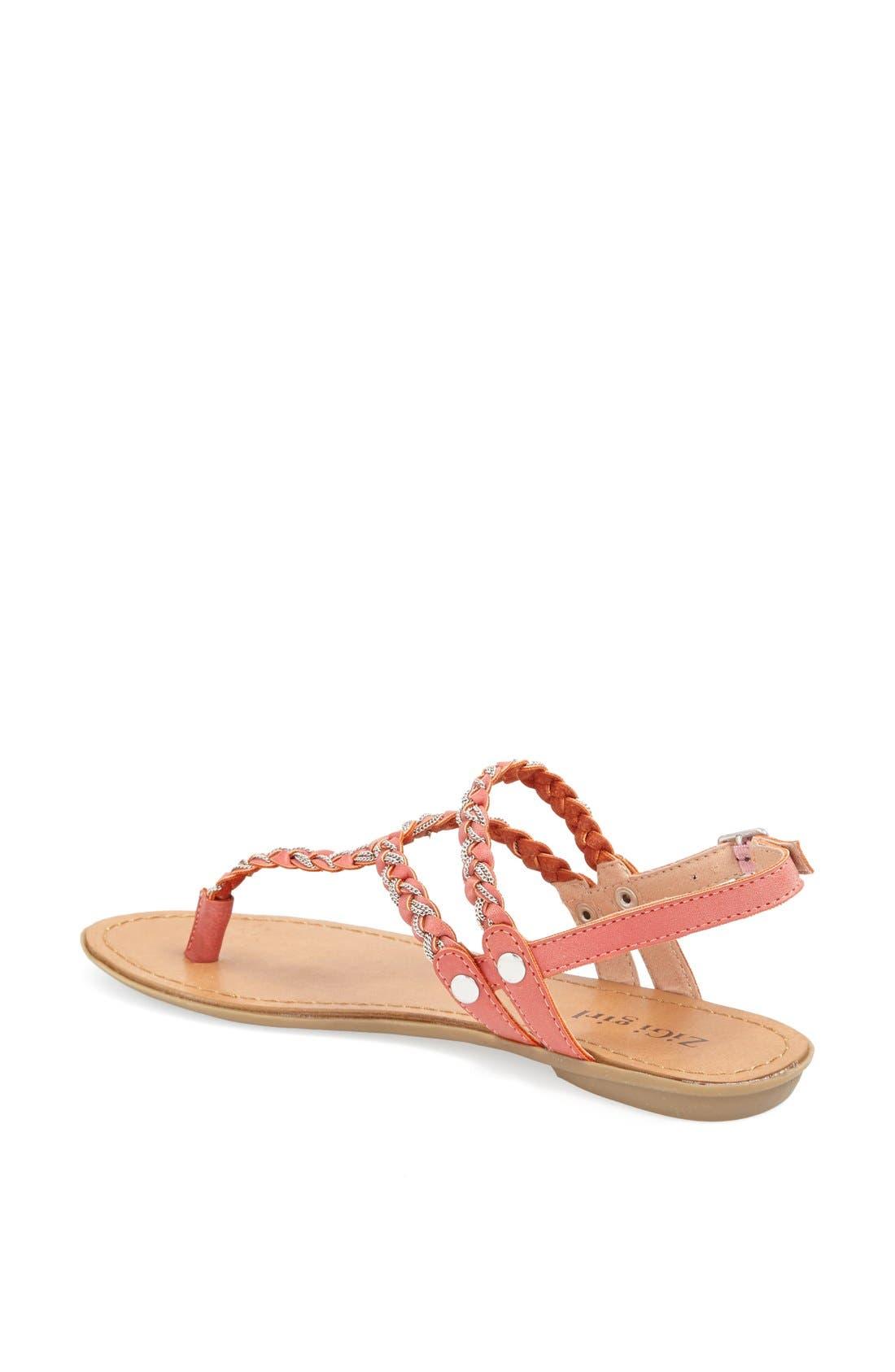 Alternate Image 2  - ZiGi girl 'Articulate' Sandal