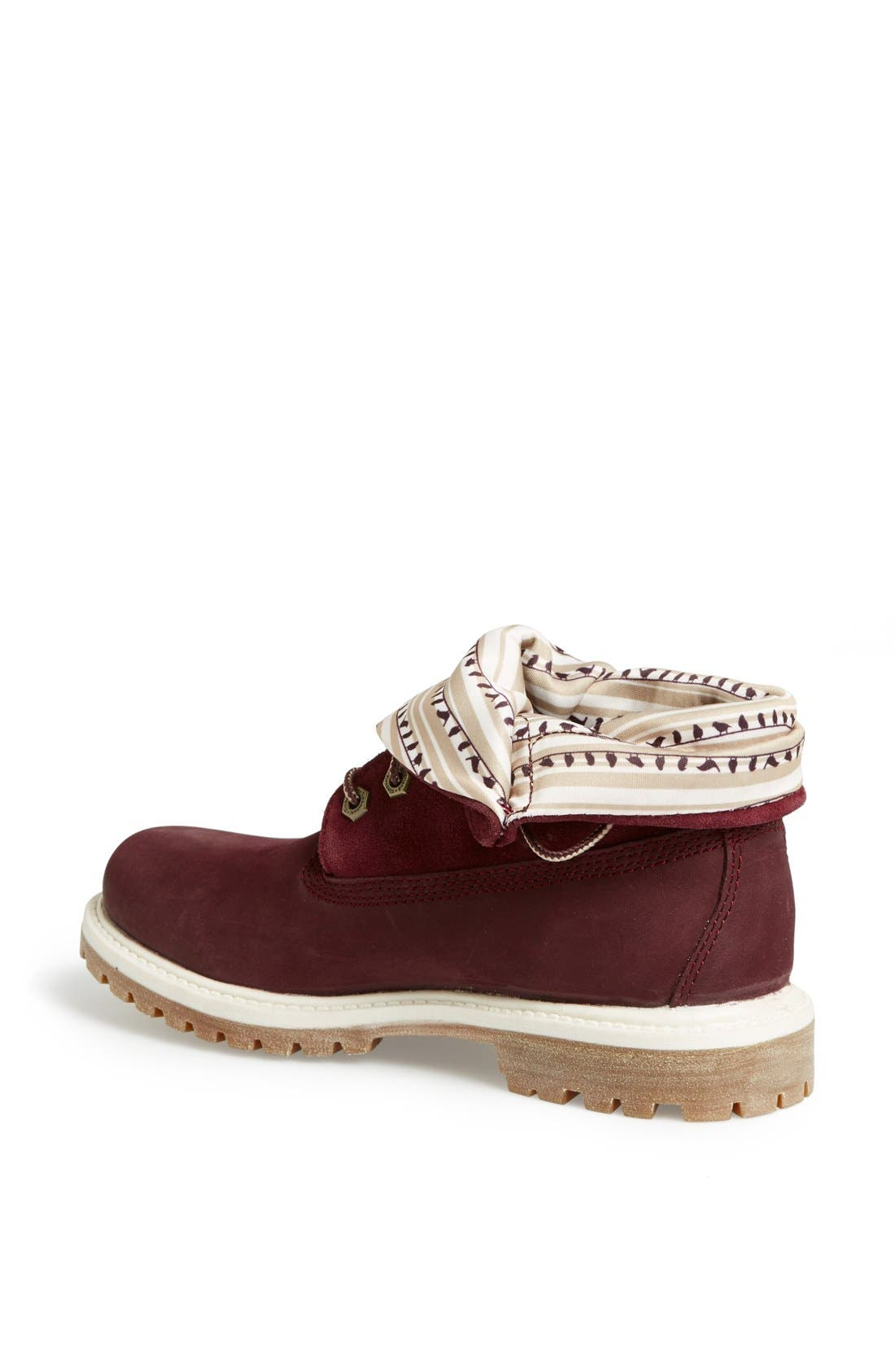 Alternate Image 2  - Timberland 'Authentic' Roll Top Boot