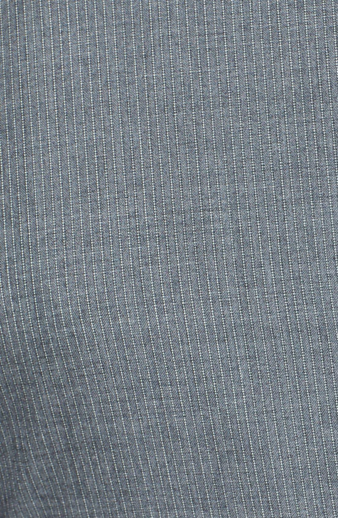 Alternate Image 4  - rag & bone Pinstripe Wool Suit