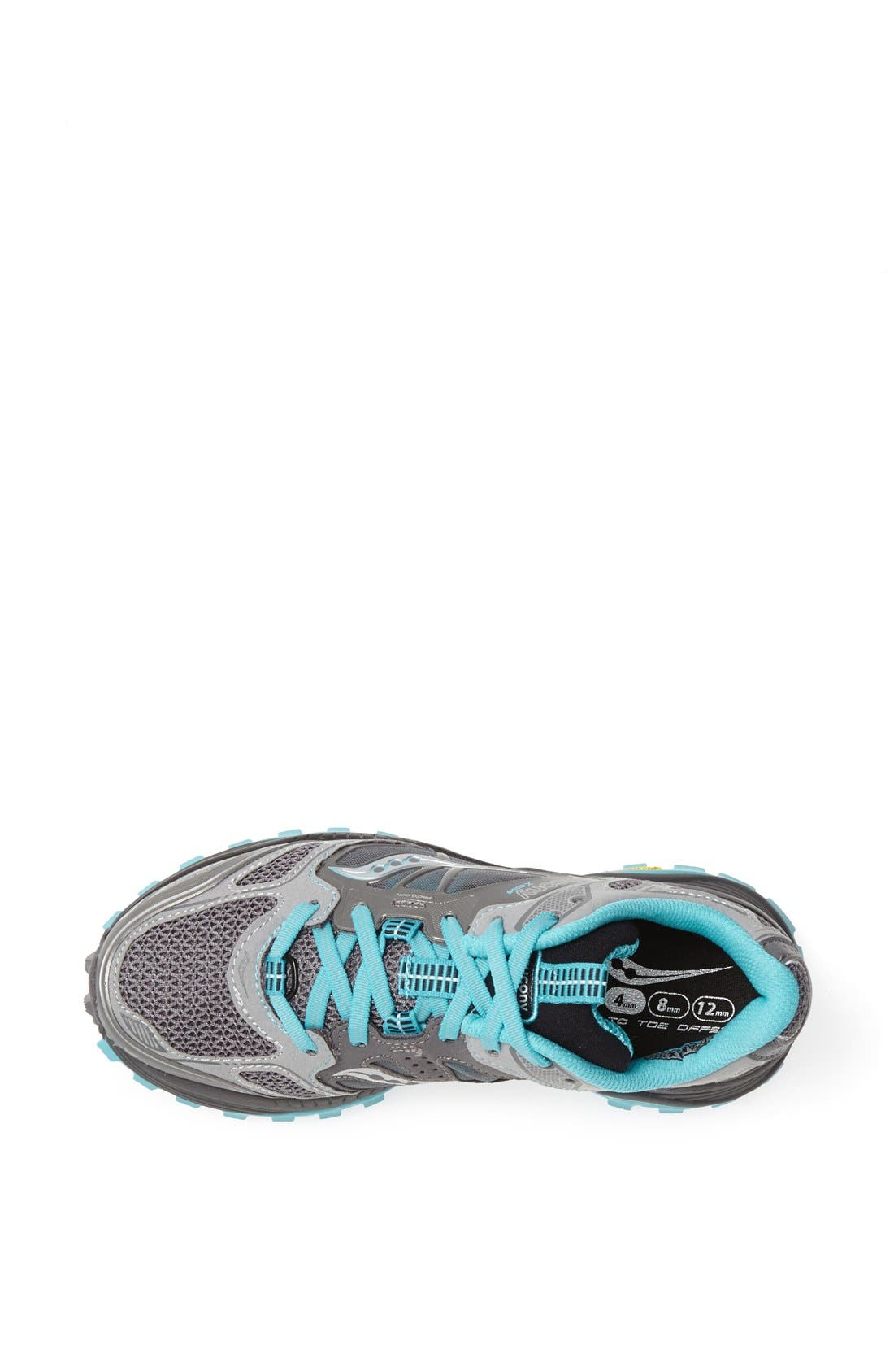 Alternate Image 3  - Saucony 'Xodus 4.0' Trail Running Shoe (Women)