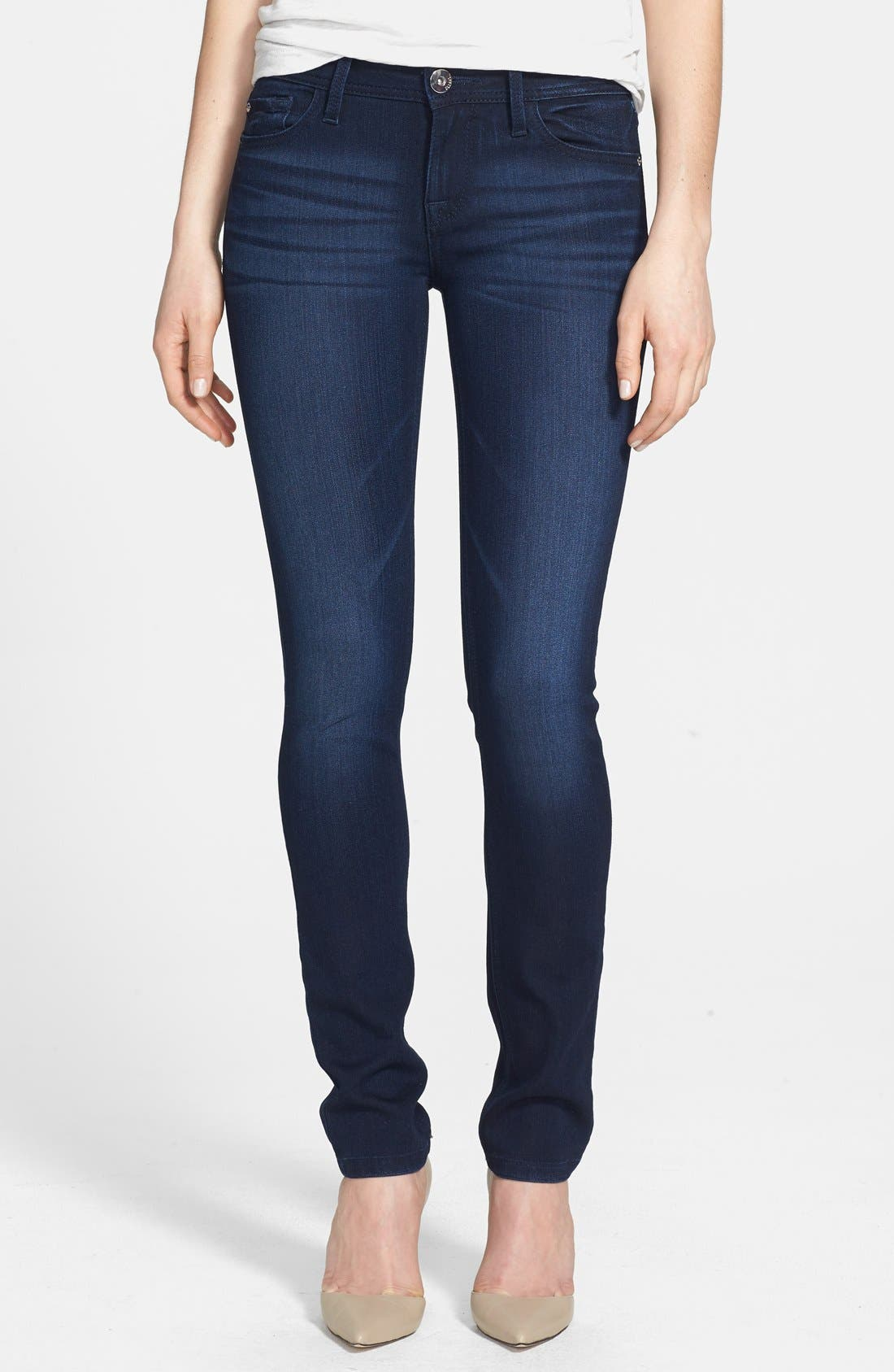Main Image - DL1961 'Cindy' Slim Boot Jeans (Wooster)