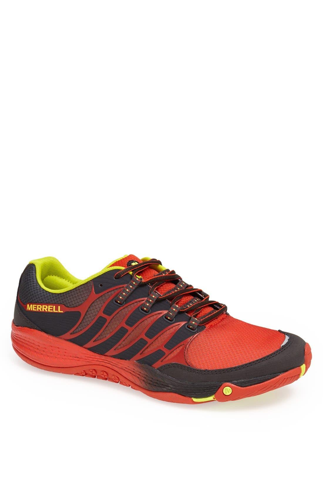 Alternate Image 1 Selected - Merrell 'Allout Fuse' Trail Running Shoe (Men)