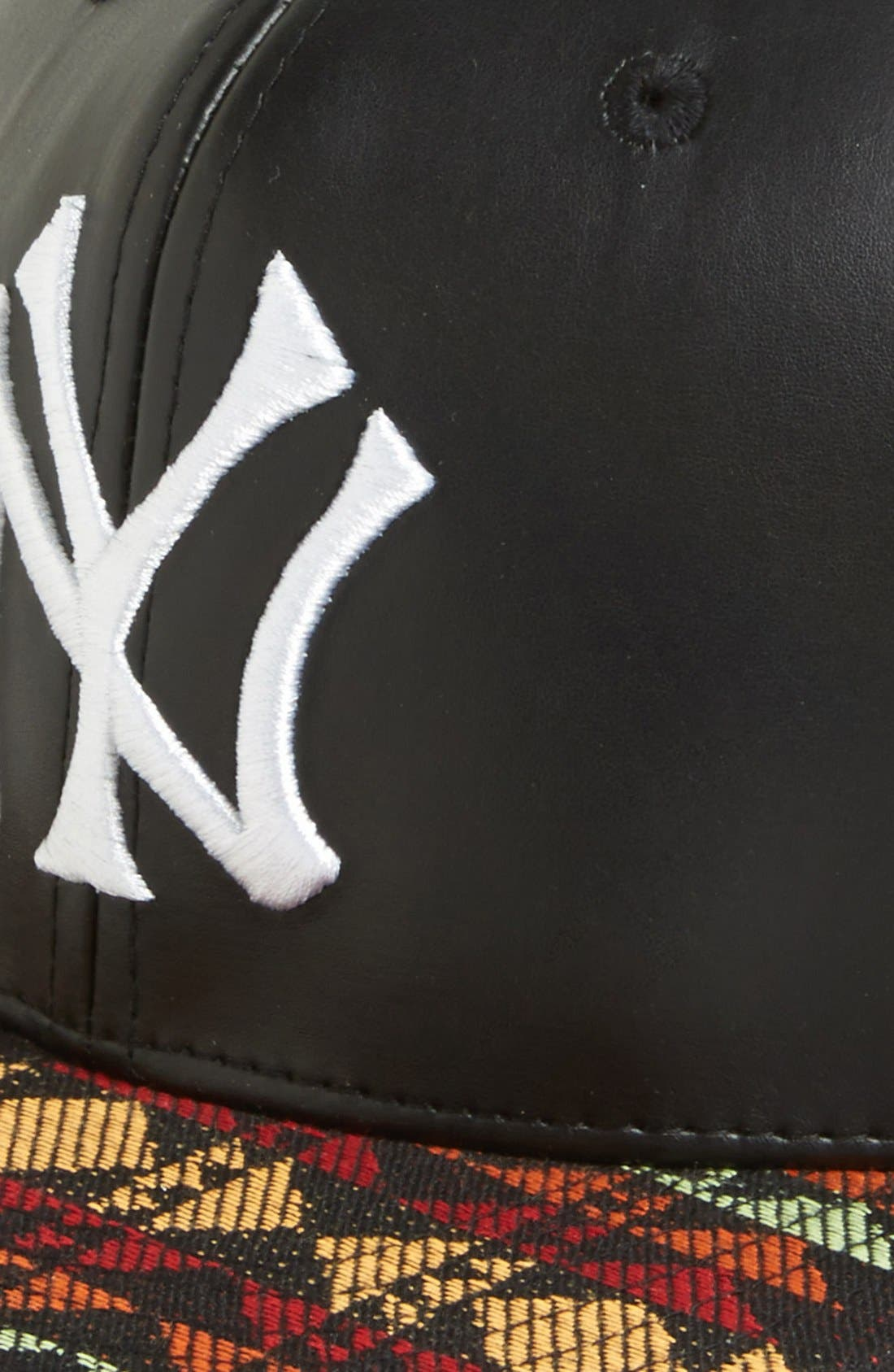 Alternate Image 2  - American Needle 'Sleek - New York Yankees' Baseball Cap
