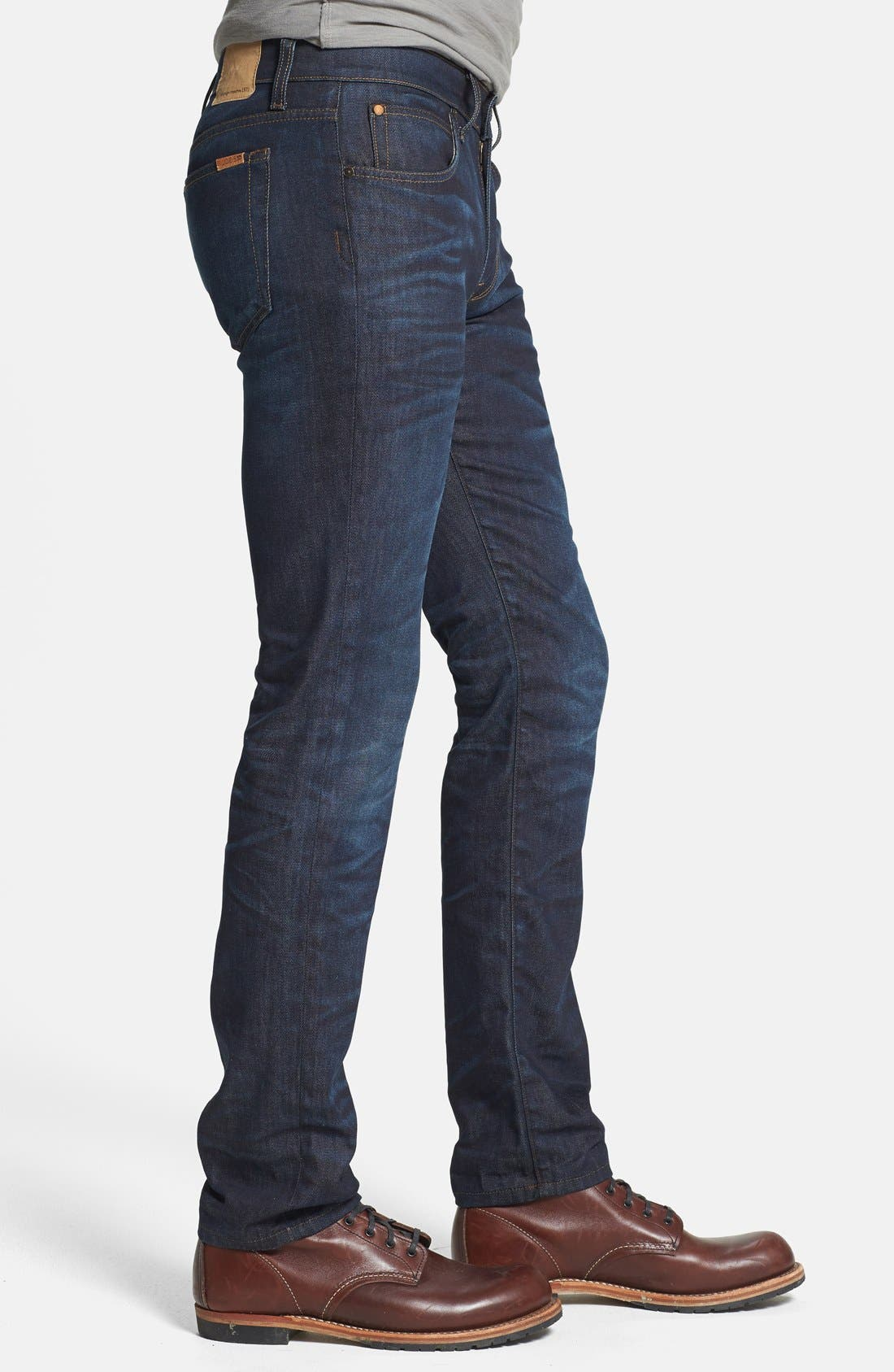 Alternate Image 3  - Joe's 'Slim' Skinny Fit Jeans (Andres)