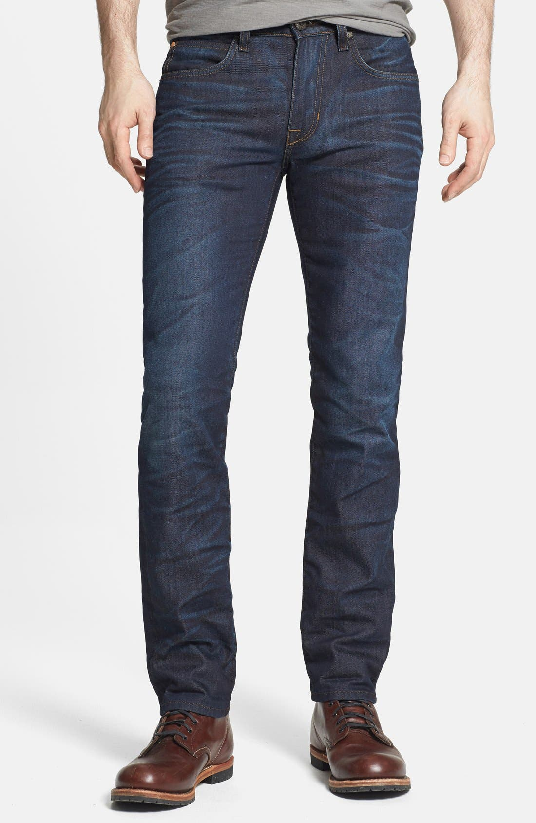 Alternate Image 1 Selected - Joe's 'Slim' Skinny Fit Jeans (Andres)