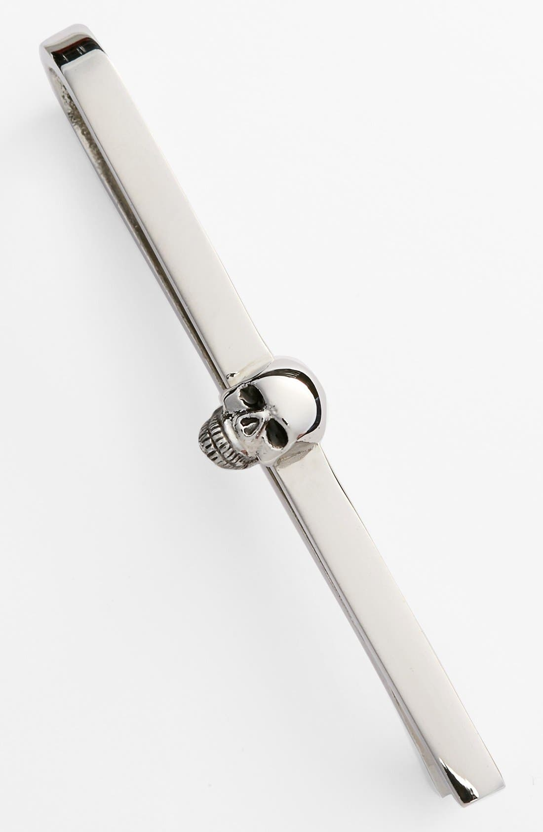 Main Image - Paul Smith Accessories Skull Tie Bar