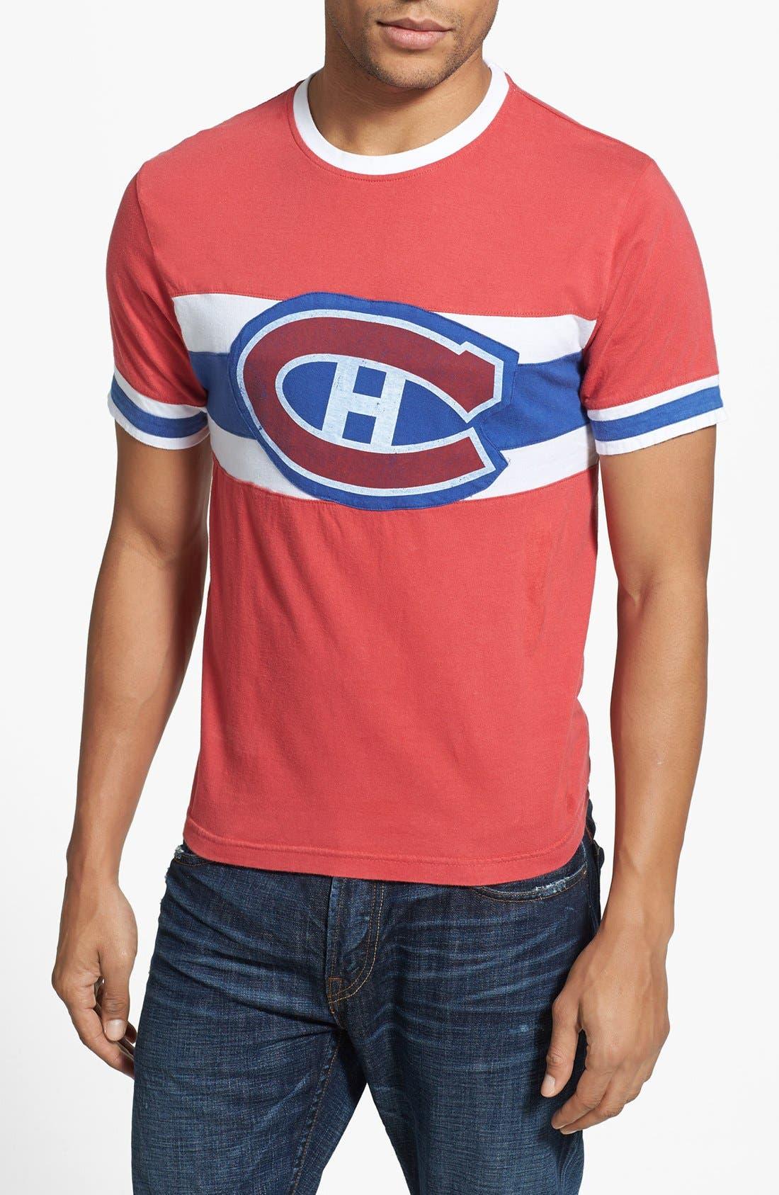 Alternate Image 1 Selected - Red Jacket 'Canadians' T-Shirt (Men)