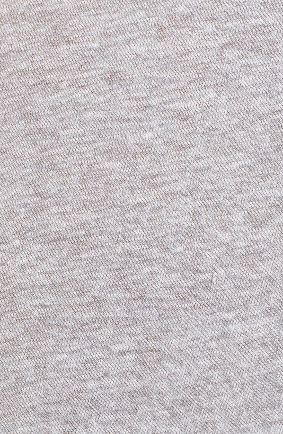 Alternate Image 3  - Wildfox Heathered Jersey Pullover