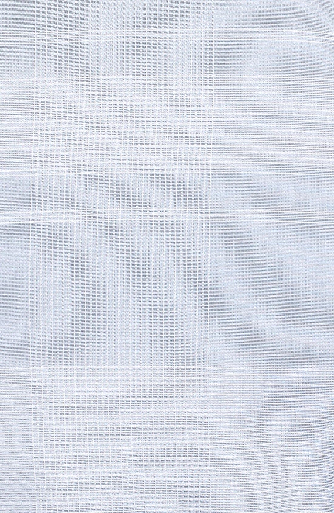 Alternate Image 3  - 7 Diamonds 'Seven Seas' Trim Fit Tonal Plaid Sport Shirt