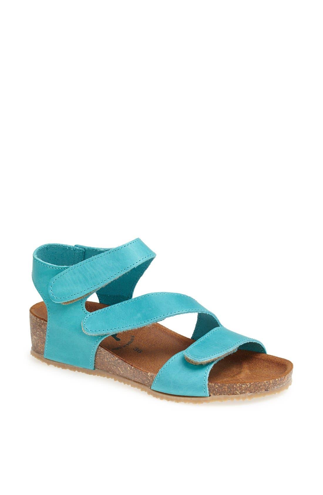 Alternate Image 1 Selected - BioNatura 'Milinna' Leather Sandal