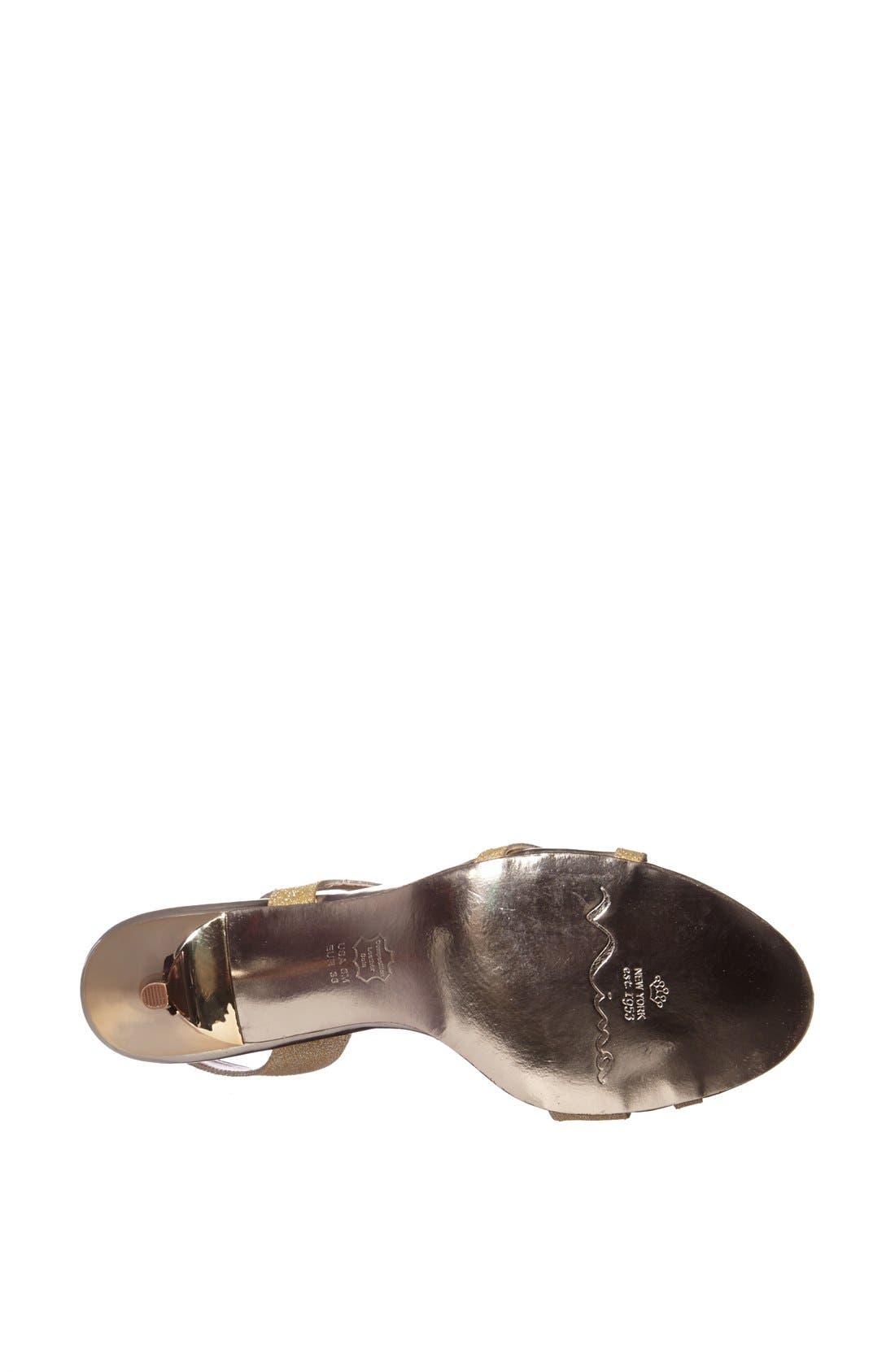 Alternate Image 4  - Nina 'Circe' Slingback Sandal