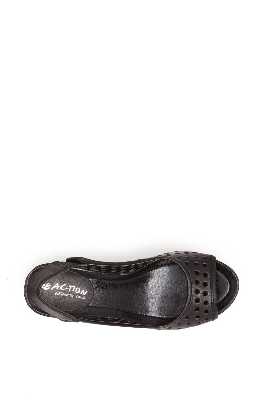 Alternate Image 3  - Kenneth Cole Reaction 'Soley Roller 3' Perforated Slingback Sandal