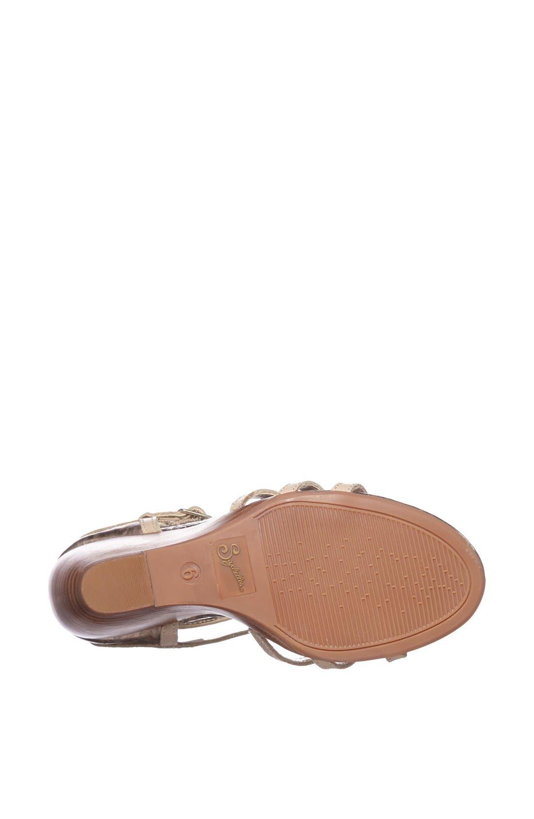 Alternate Image 4  - Seychelles 'In Control' Wedge Sandal