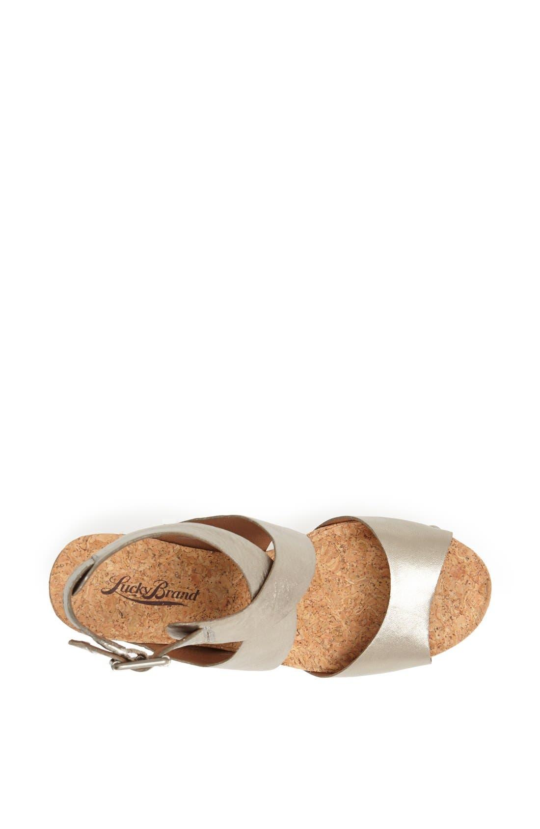 Alternate Image 3  - Lucky Brand 'Moran' Sandal