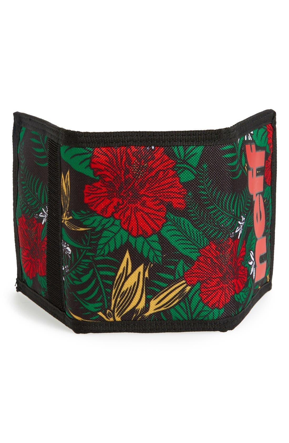 Alternate Image 3  - Neff 'Island' Wallet (Boys)