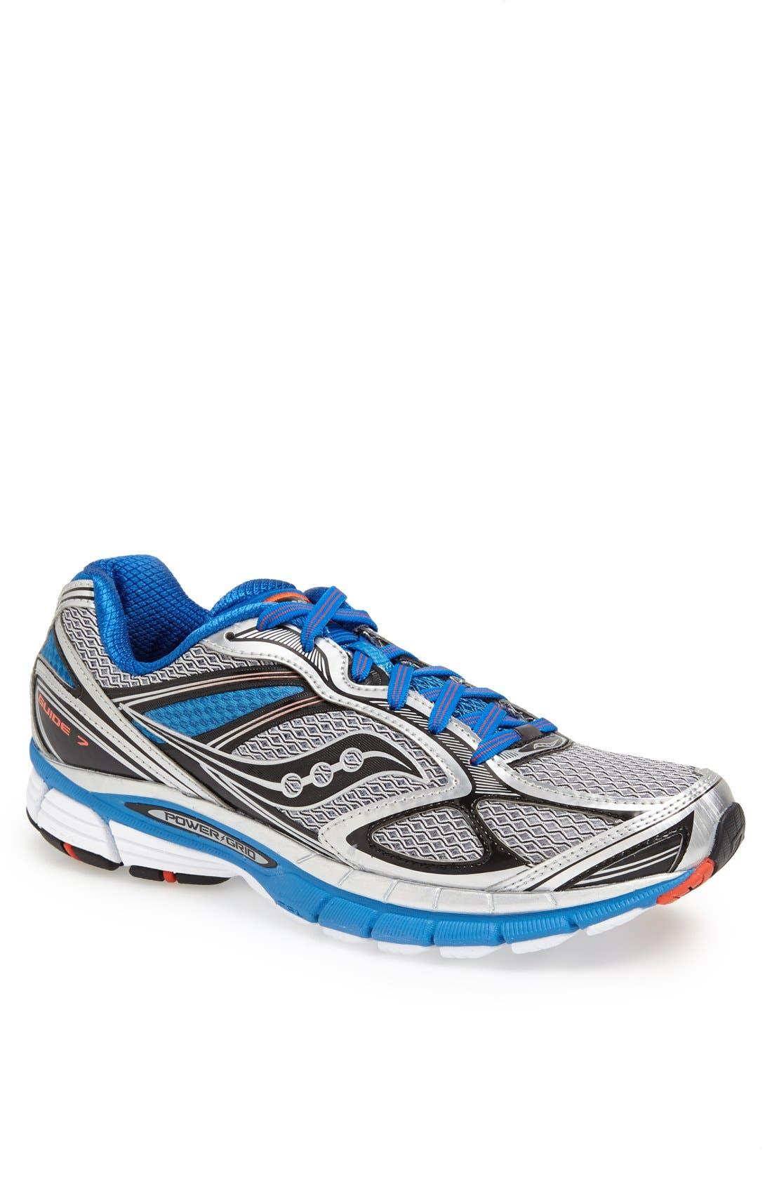 Main Image - Saucony 'Guide 7' Running Shoe (Men)