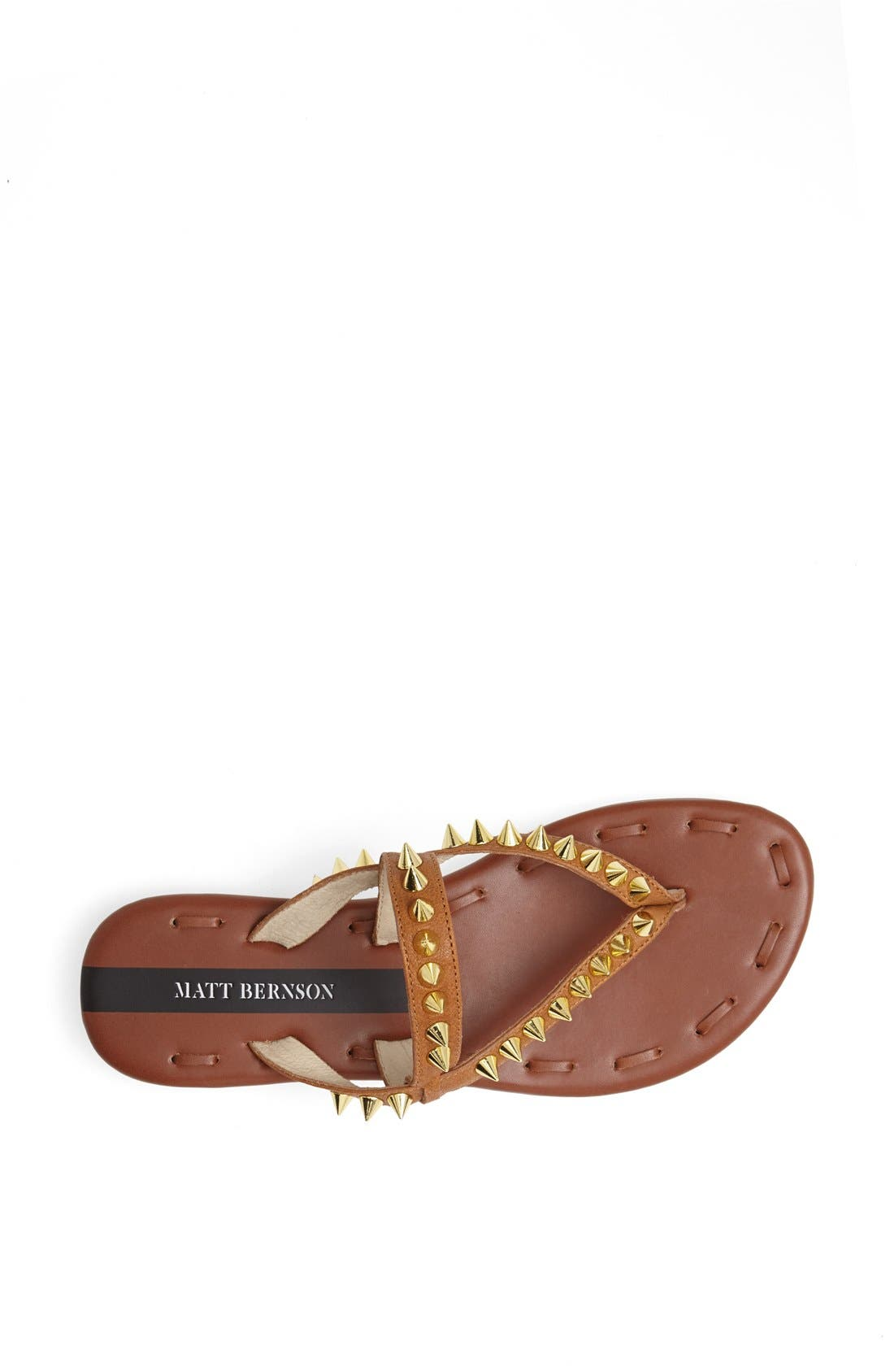 Alternate Image 3  - Matt Bernson 'Love Spike' Sandal