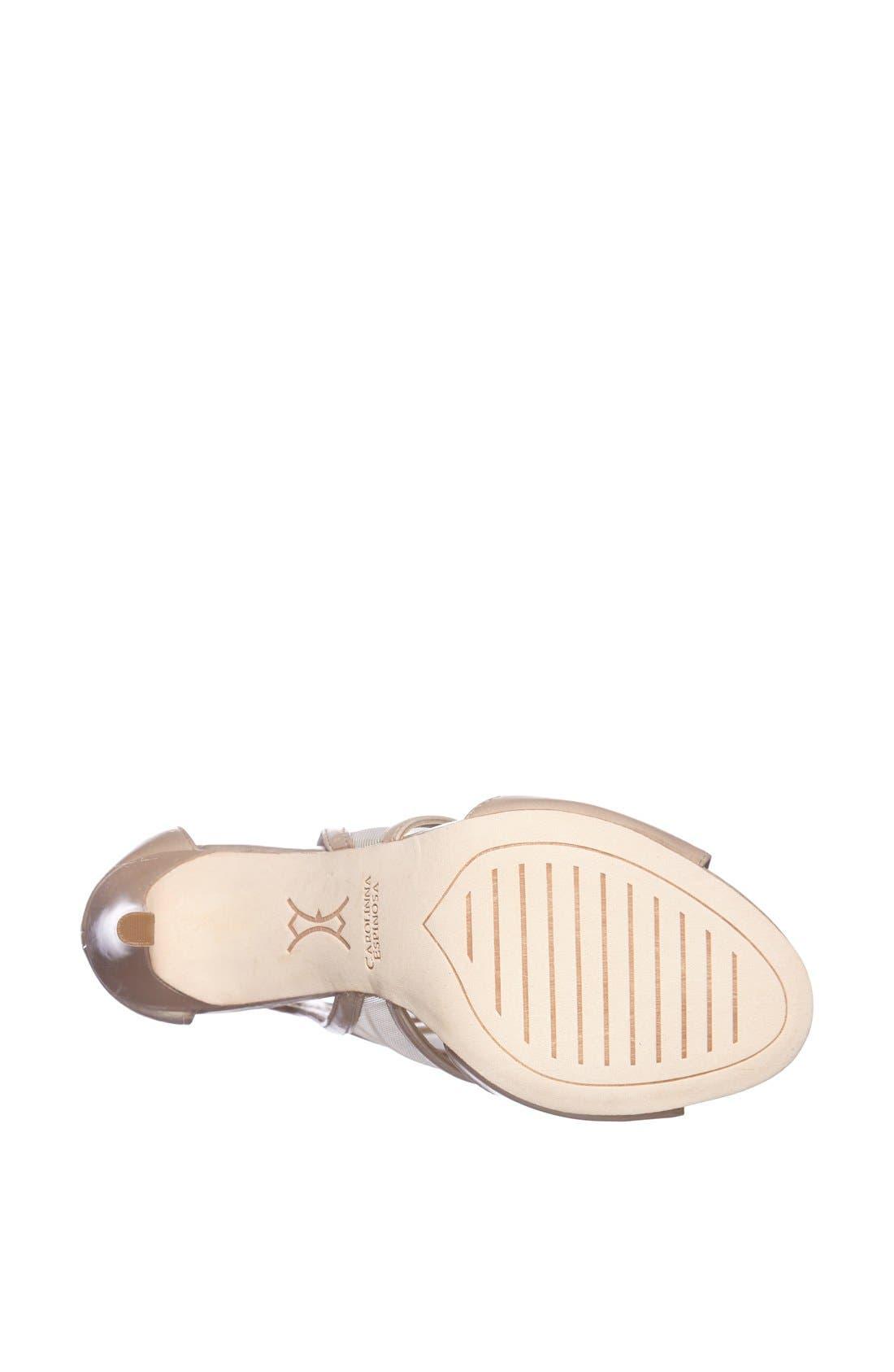 Alternate Image 4  - Carolinna Espinosa 'Sammy' Leather Sandal