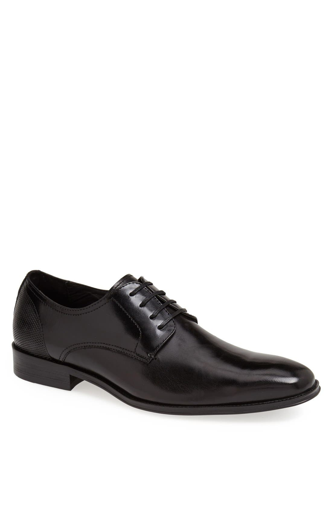 Alternate Image 1 Selected - Kenneth Cole Reaction 'One Love' Plain Toe Derby