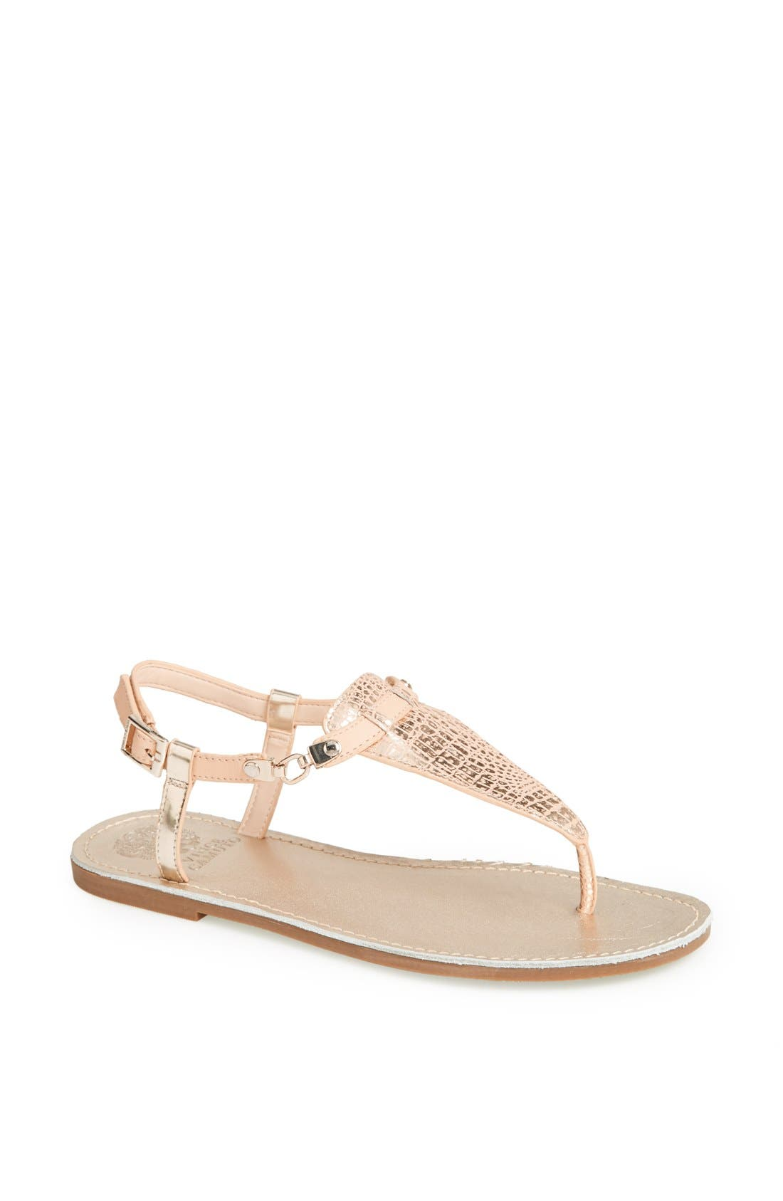 Alternate Image 1 Selected - Vince Camuto 'Itelli' Sandal