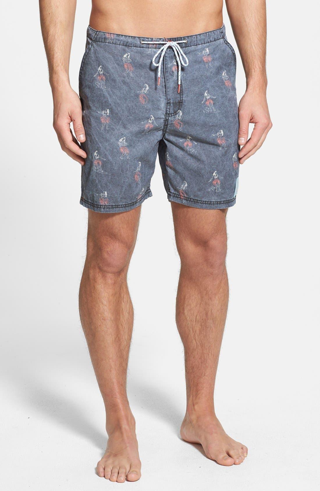 Main Image - Katin 'Laka' Hybrid Shorts