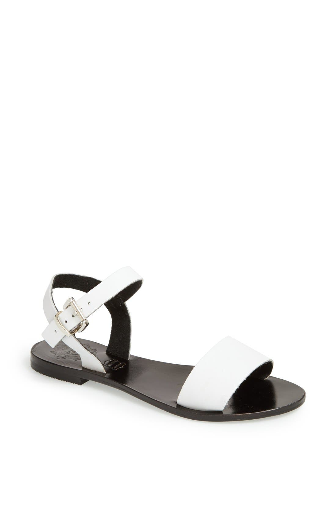 Alternate Image 1 Selected - Sol Sana 'Ara' Leather Sandal