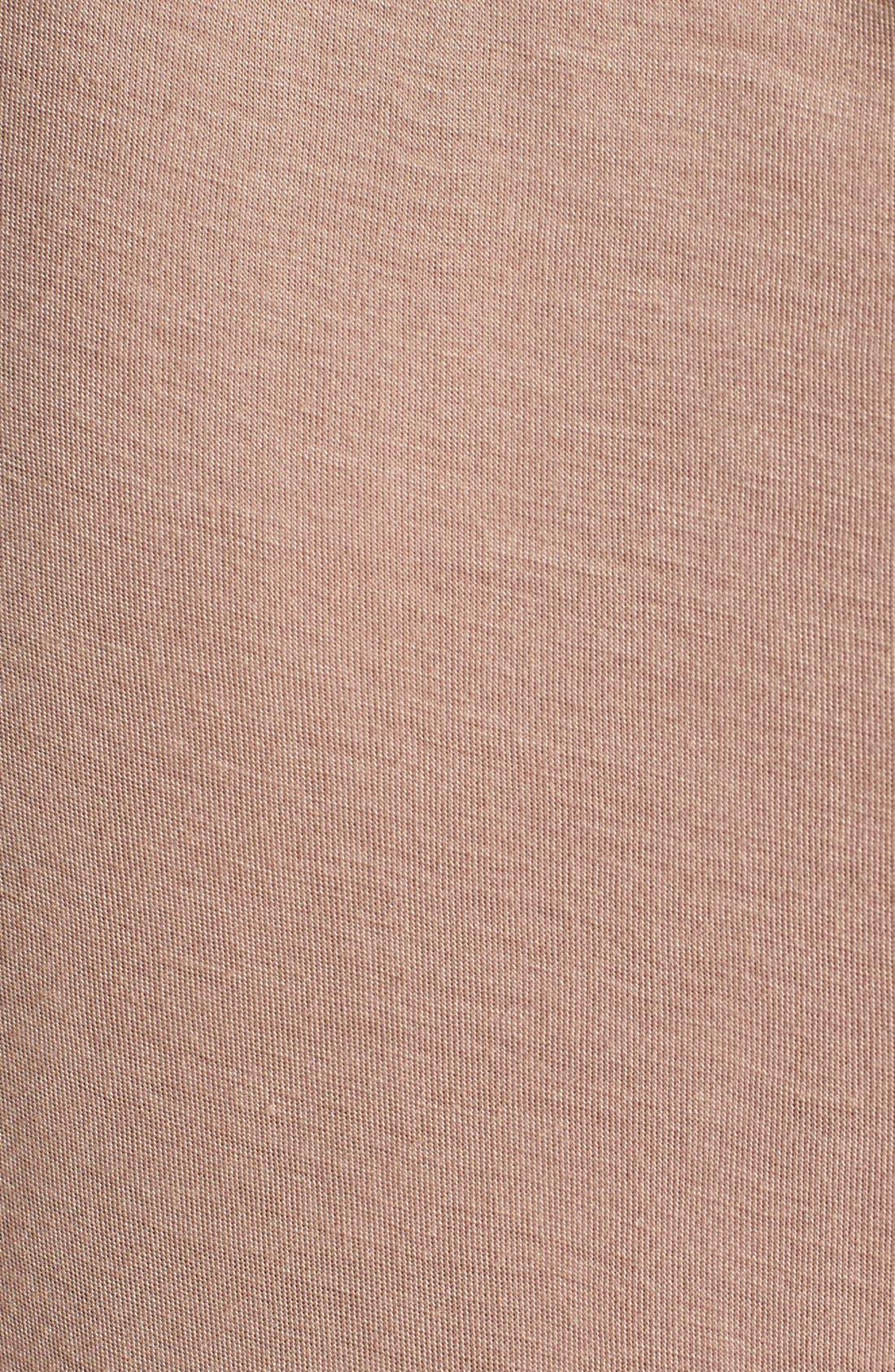 Alternate Image 3  - LAmade 'Juliet' Tencel® Wrap Front Top