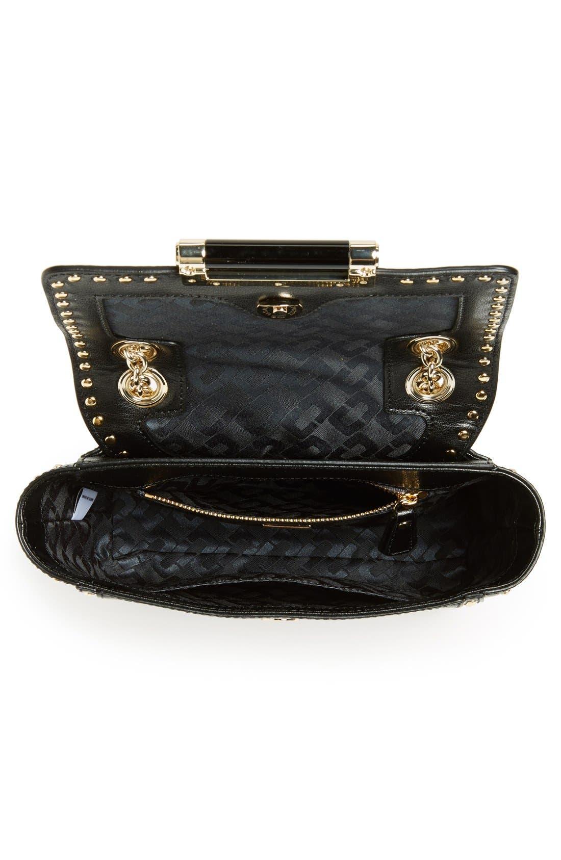 Alternate Image 3  - Diane Von Furstenberg '440 - Mini' Stud Leather Crossbody Bag