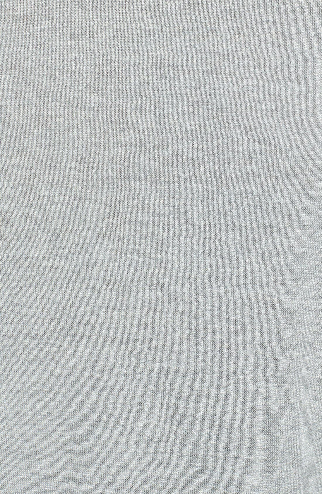 Alternate Image 3  - Kenneth Cole Collection Silk & Cotton V-Neck Sweater